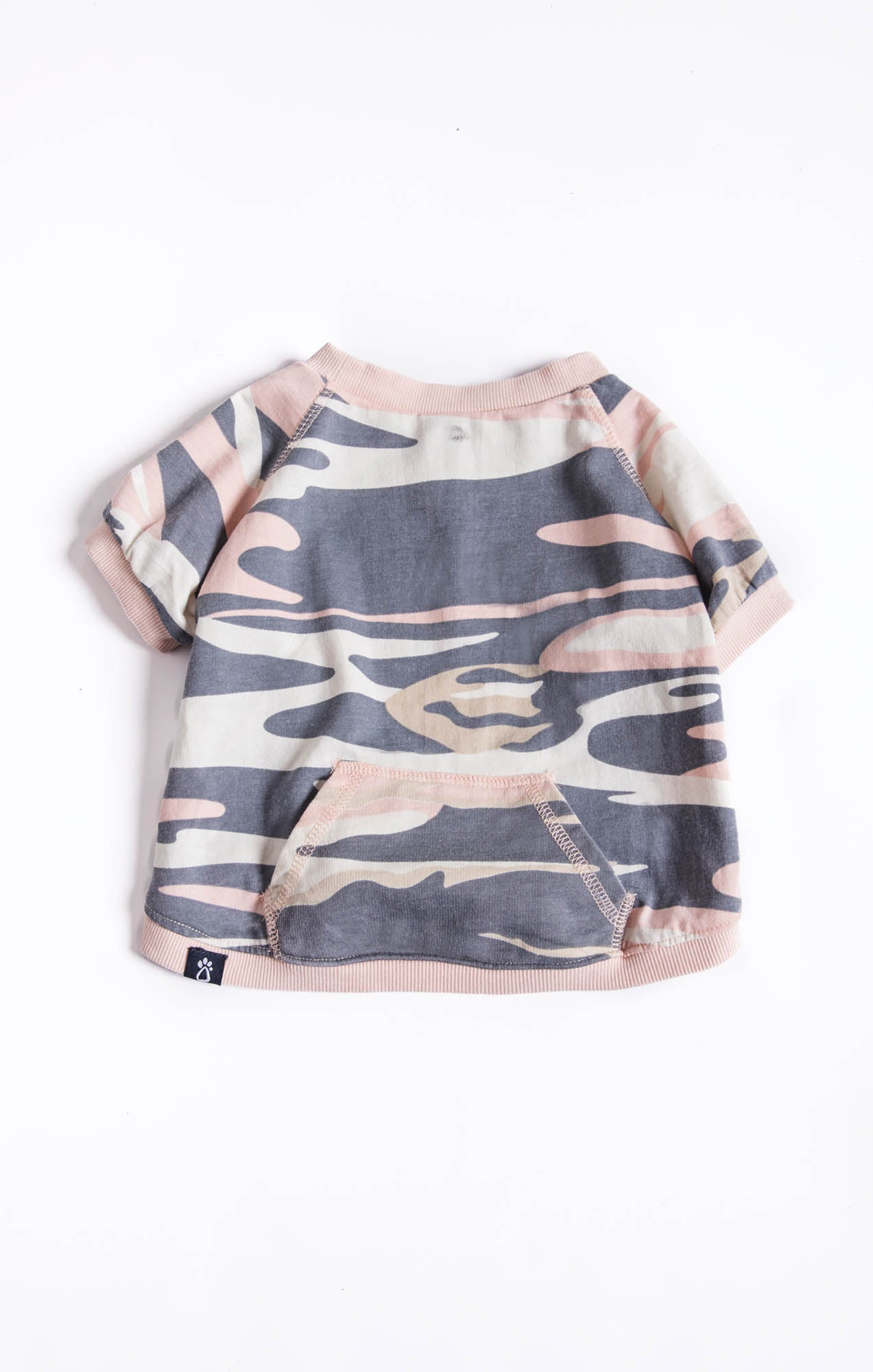 Tops Camo Pullover by ZOO SUPPLY Camo Pink