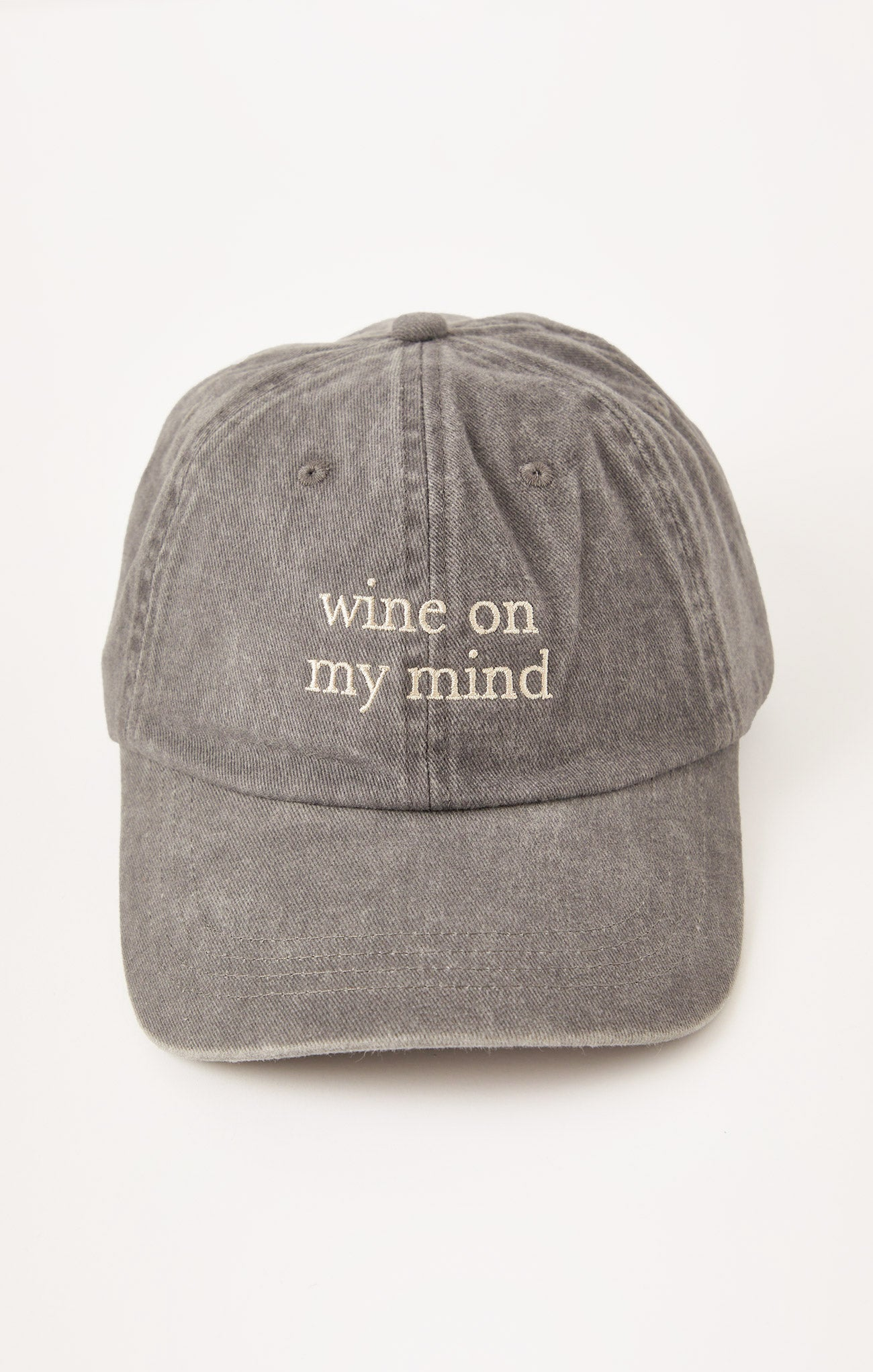 Accessories Wine On My Mind Hat Wine On My Mind Hat