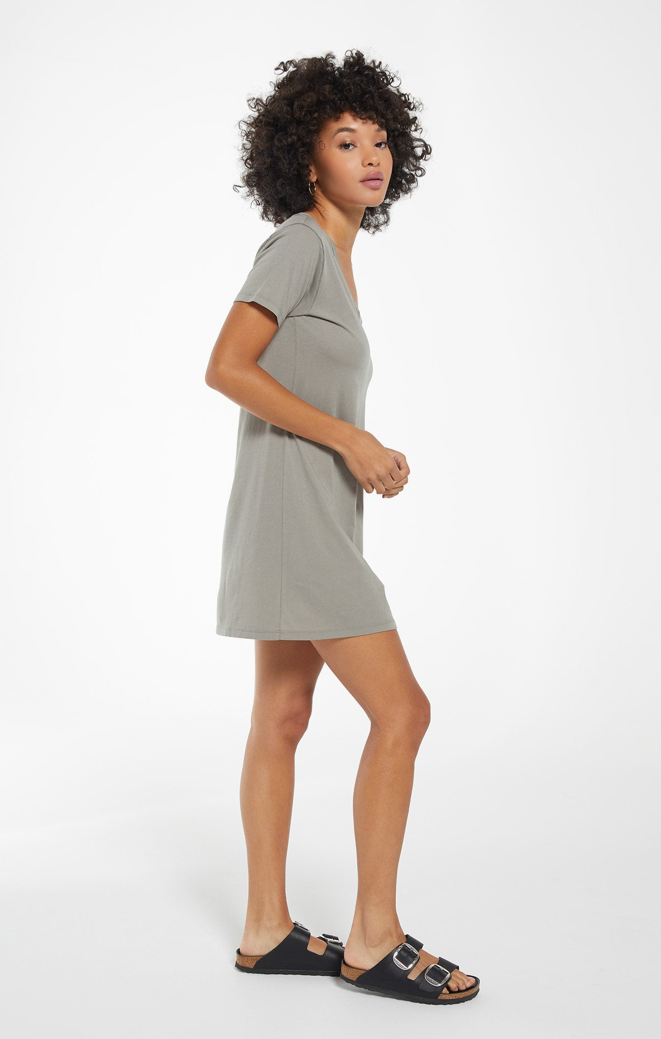 Dresses Organic Cotton T-Shirt Dress Organic Cotton T-Shirt Dress
