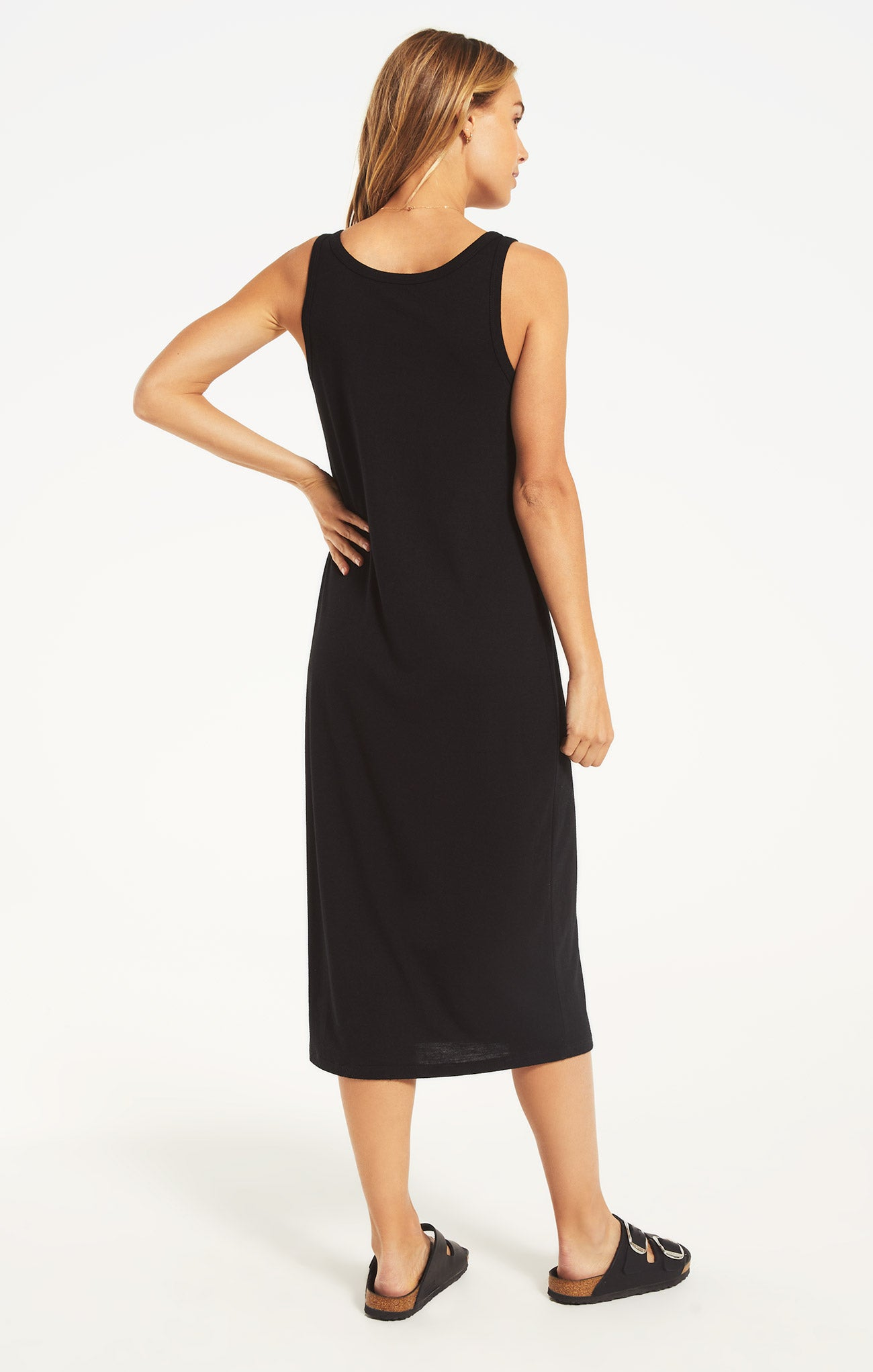 Dresses Meridian Dress Washed Black