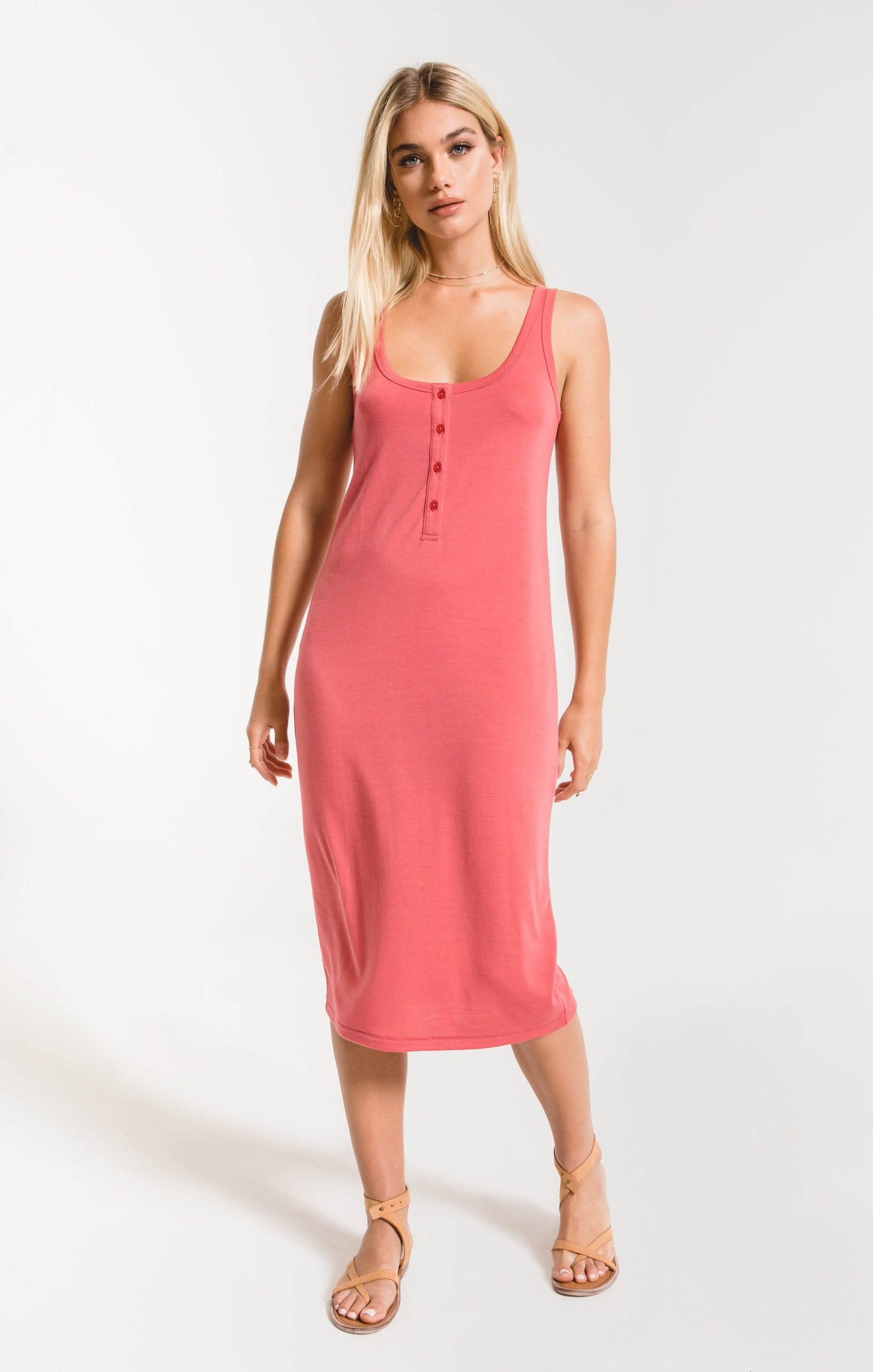 Dresses Meridian Dress Slate Rose