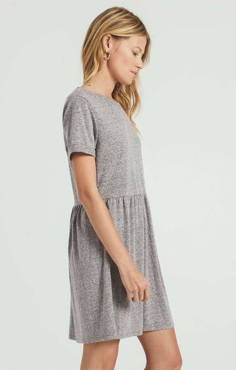 Dresses Lucia Triblend Dress Washed Black