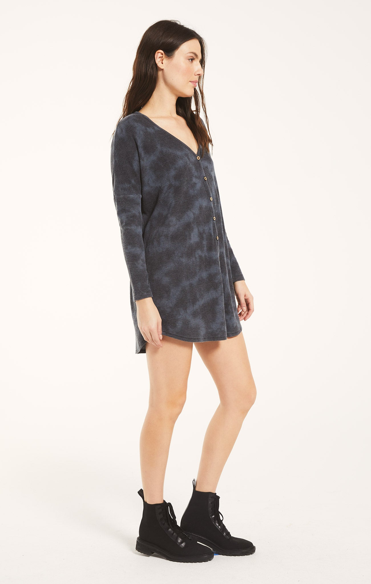 Dresses Grove Thermal Dress Black