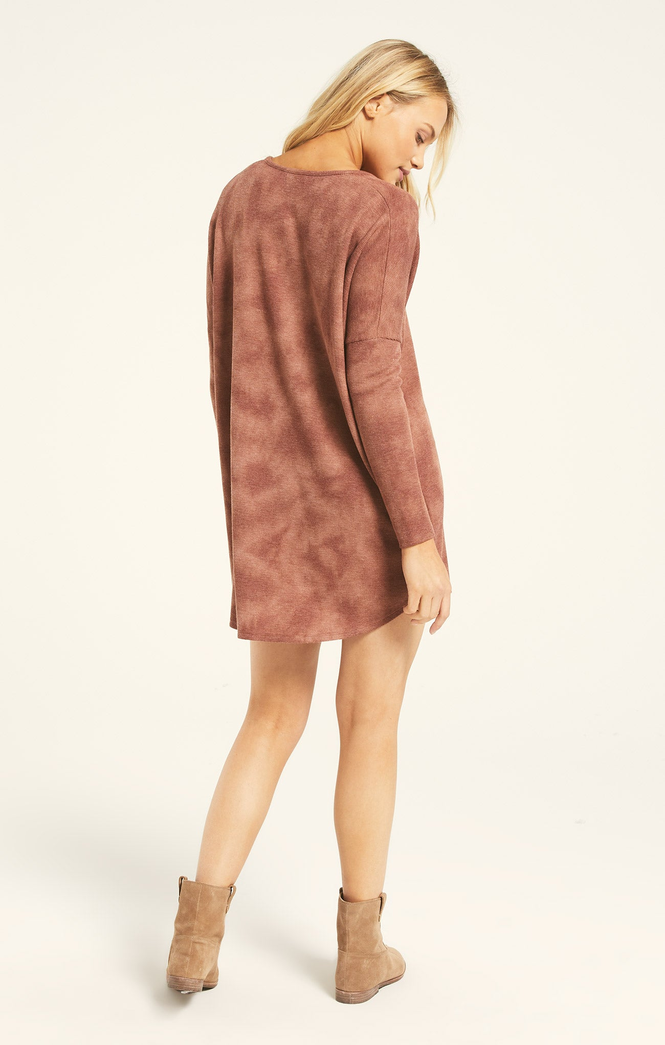 Dresses Grove Thermal Dress Whiskey