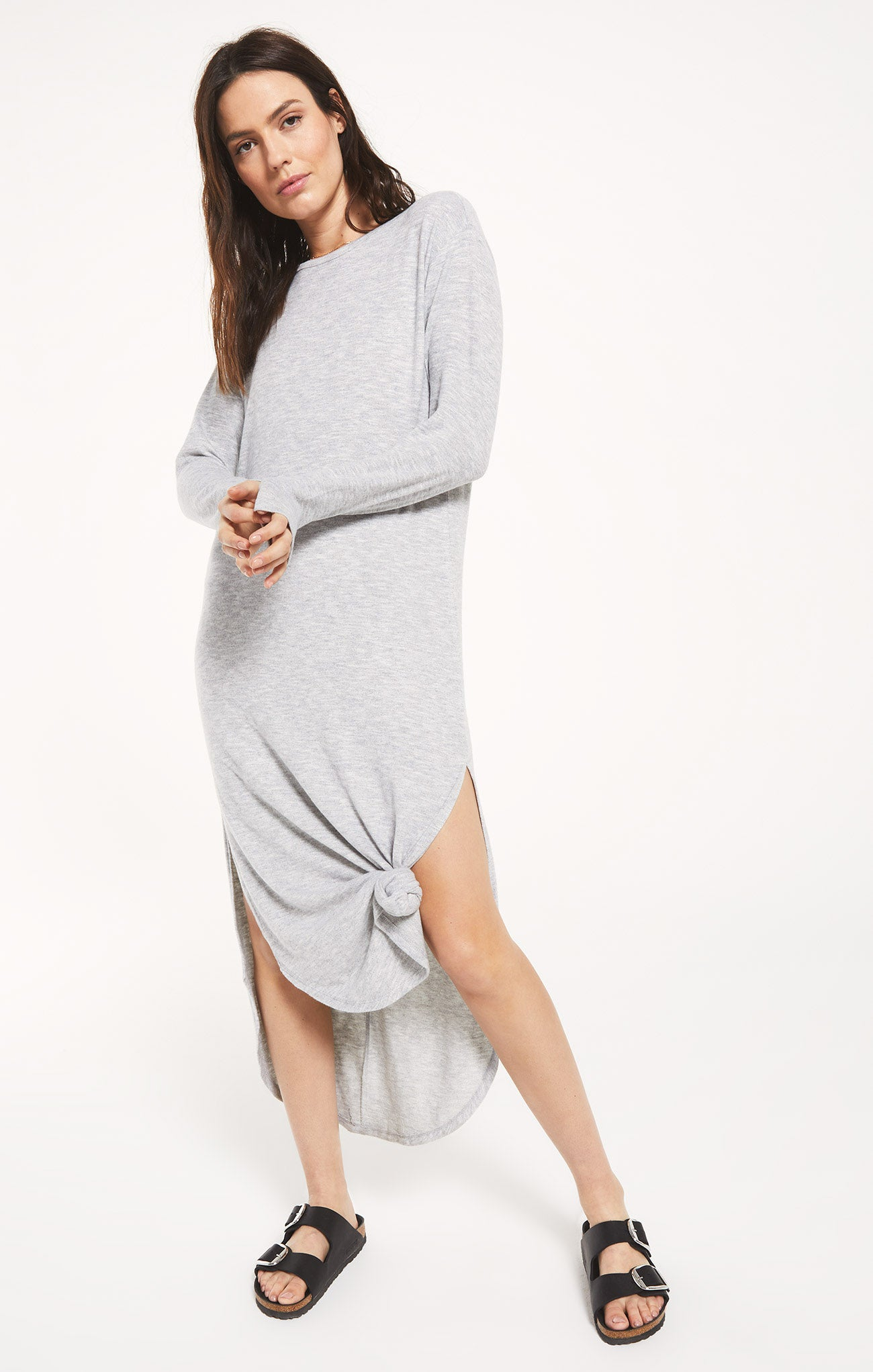 Dresses Ray Slub Sweater Dress Ray Slub Sweater Dress
