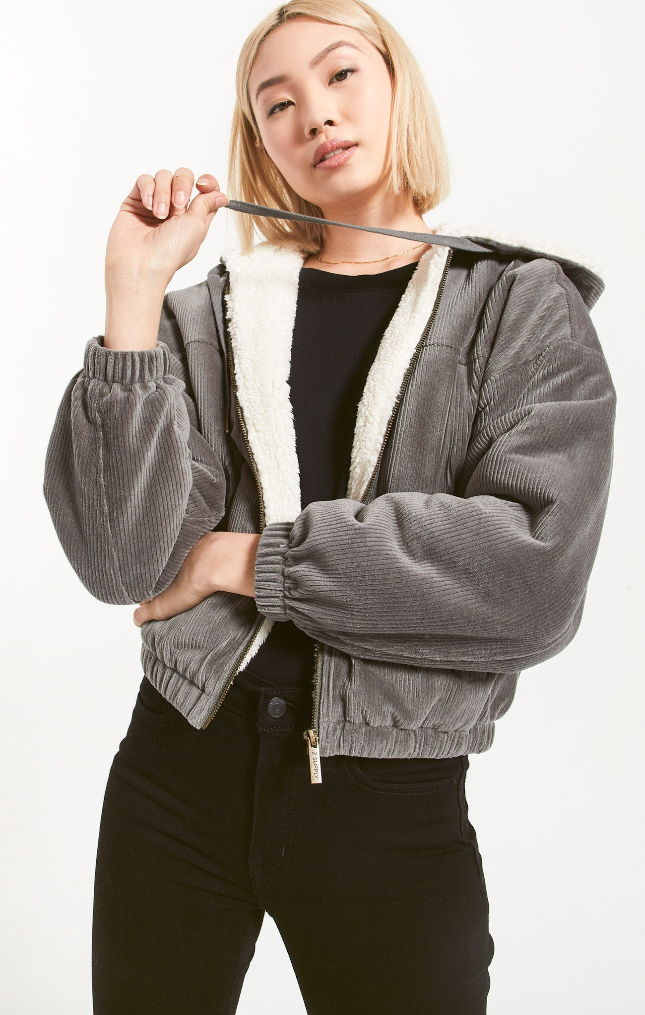 Jackets Camille Cord Bomber Camille Cord Bomber