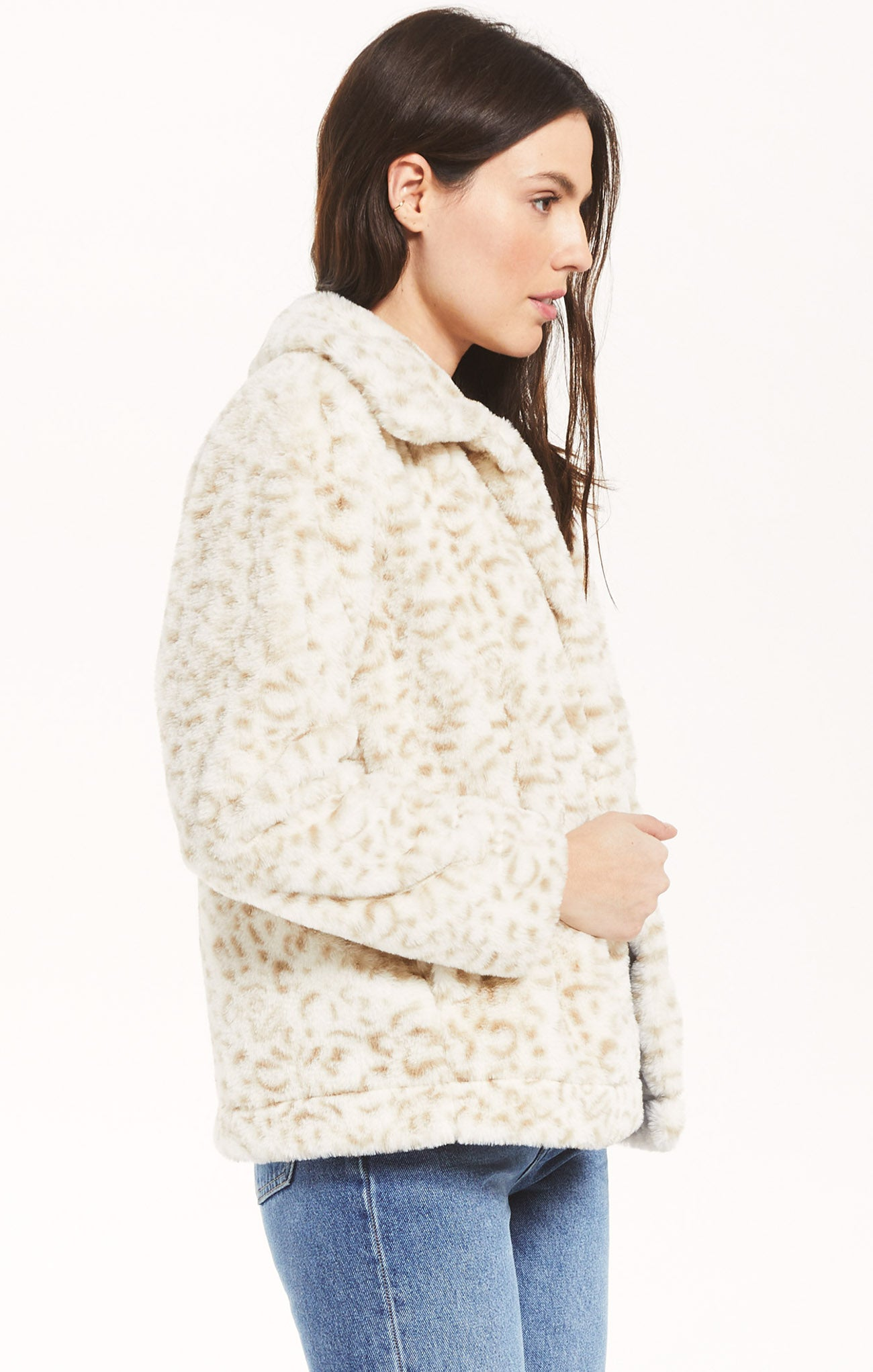 Jackets Aster Animal Jacket Bone