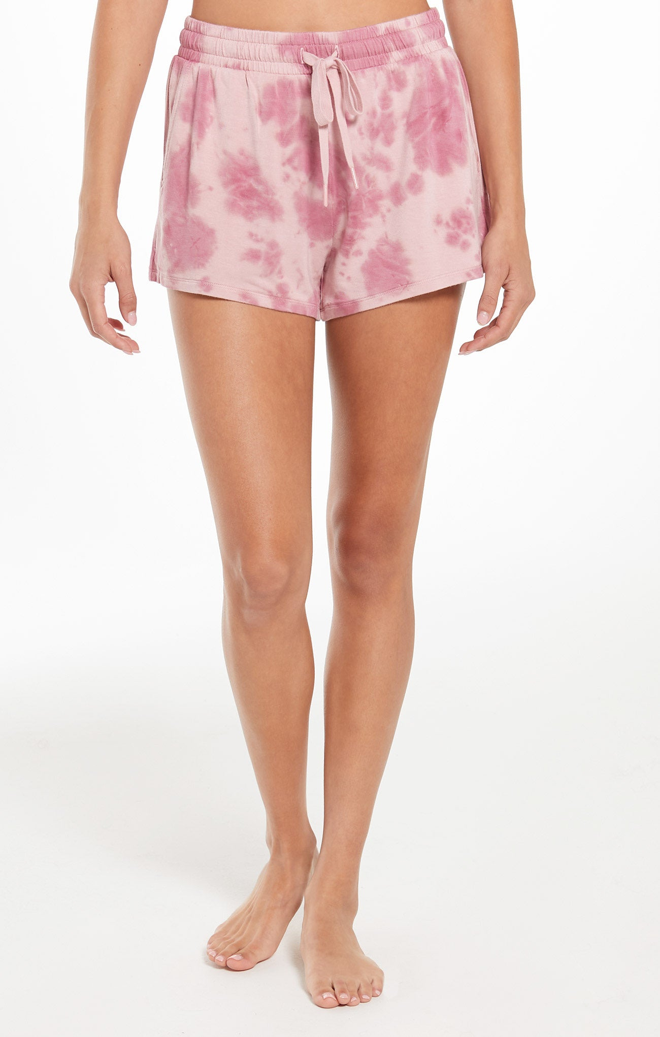 Shorts Cruise Tie-Dye Short Violet Ash