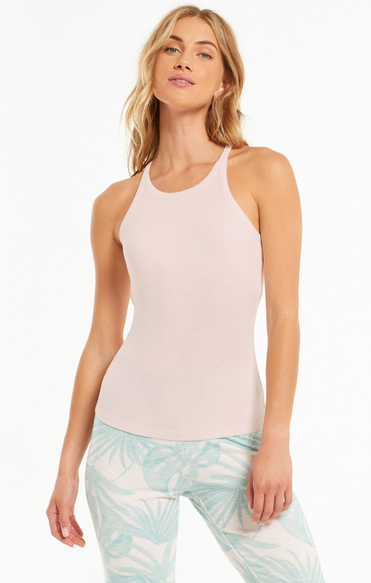 Tops Layer Up Rib Tank Layer Up Rib Tank