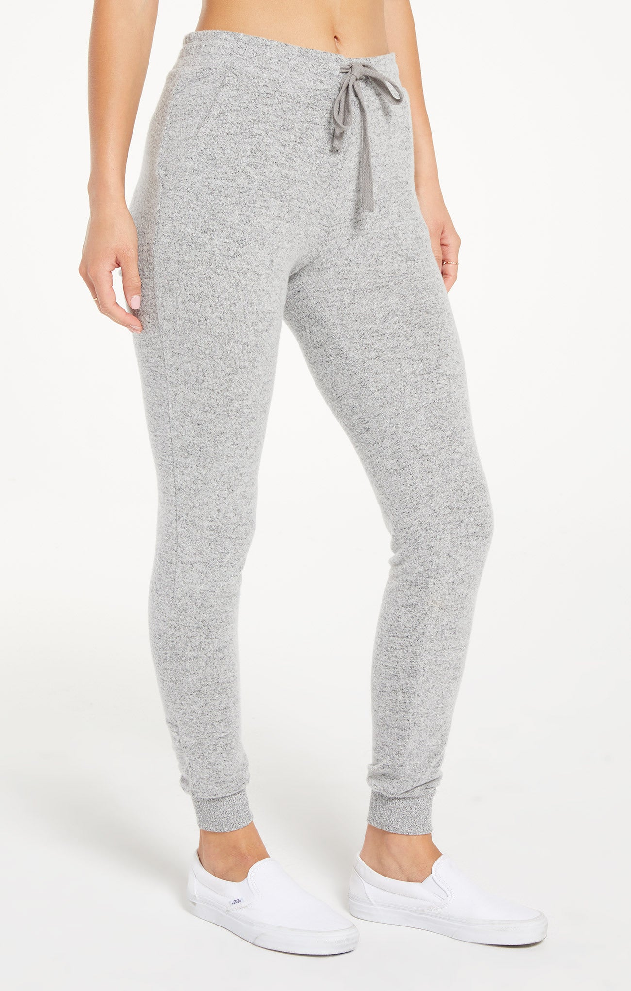 Pants Marled Jogger Pant Heather Grey