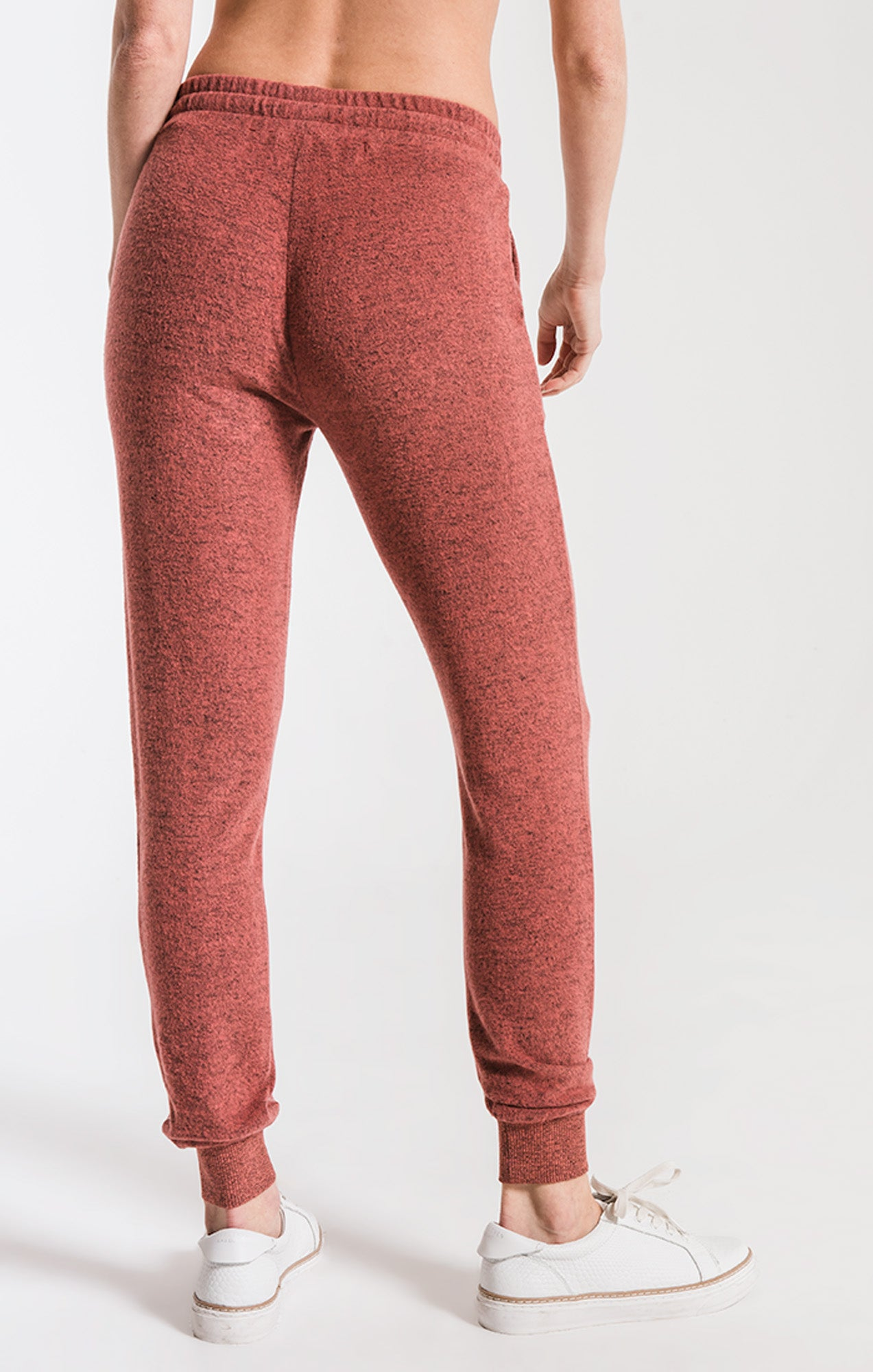 Pants The Marled Jogger Pant Mesa Red