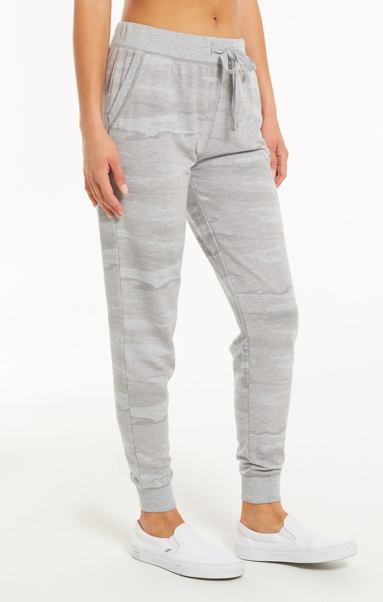 Pants Camo Jogger Pant Heather Grey Camo