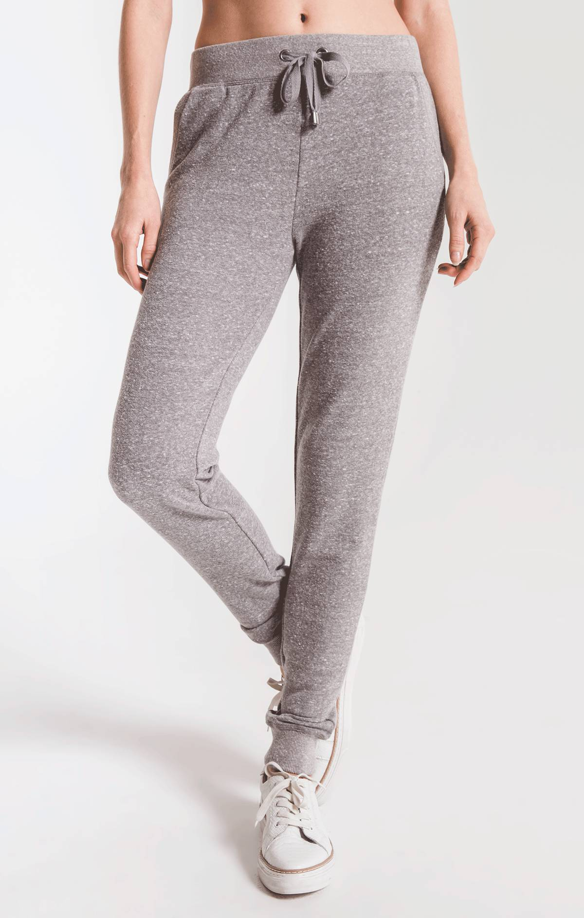Pants The Triblend Courier Jogger Heather Grey