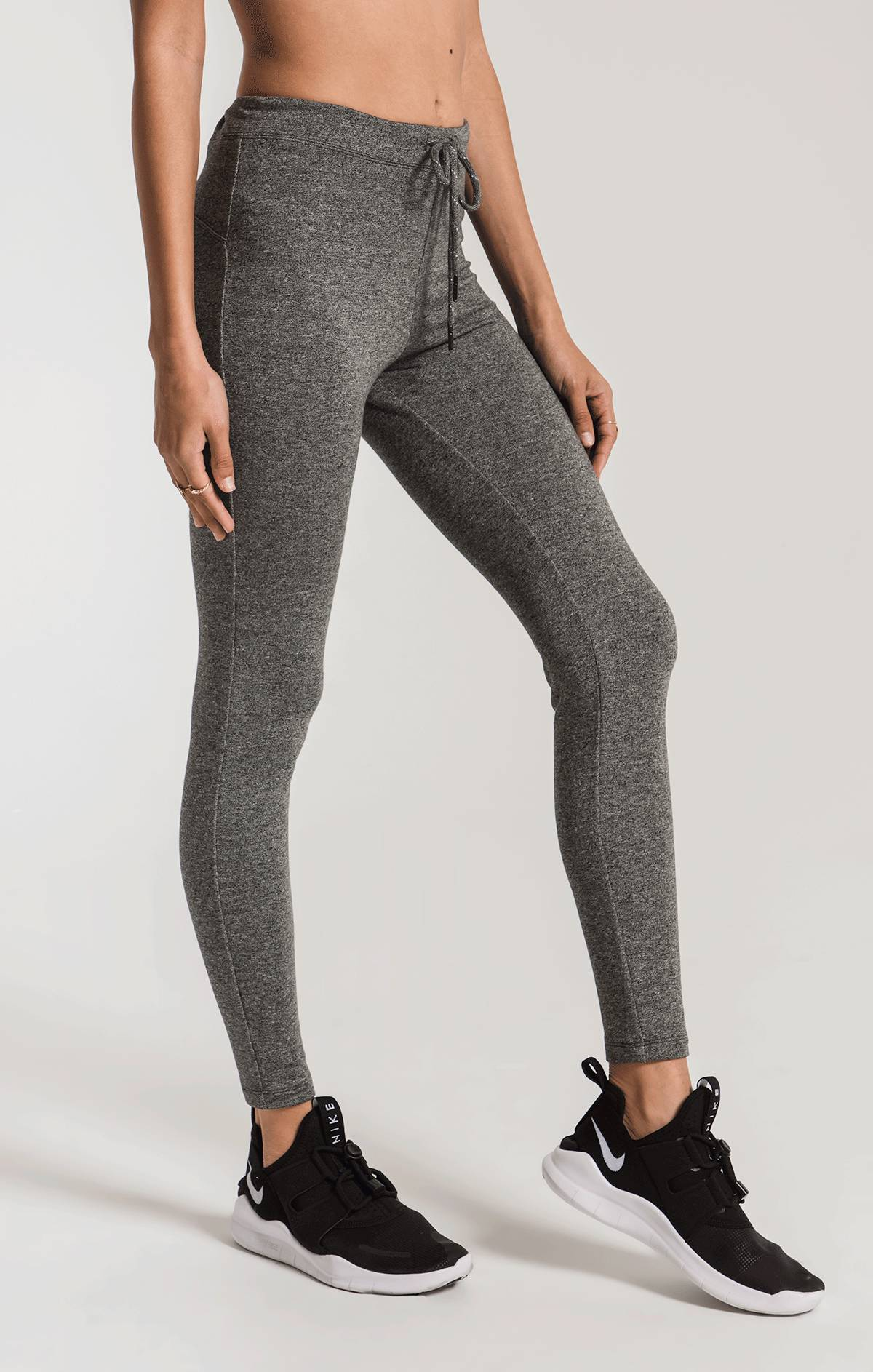 Pants Mod Stretch Legging Heather Grey
