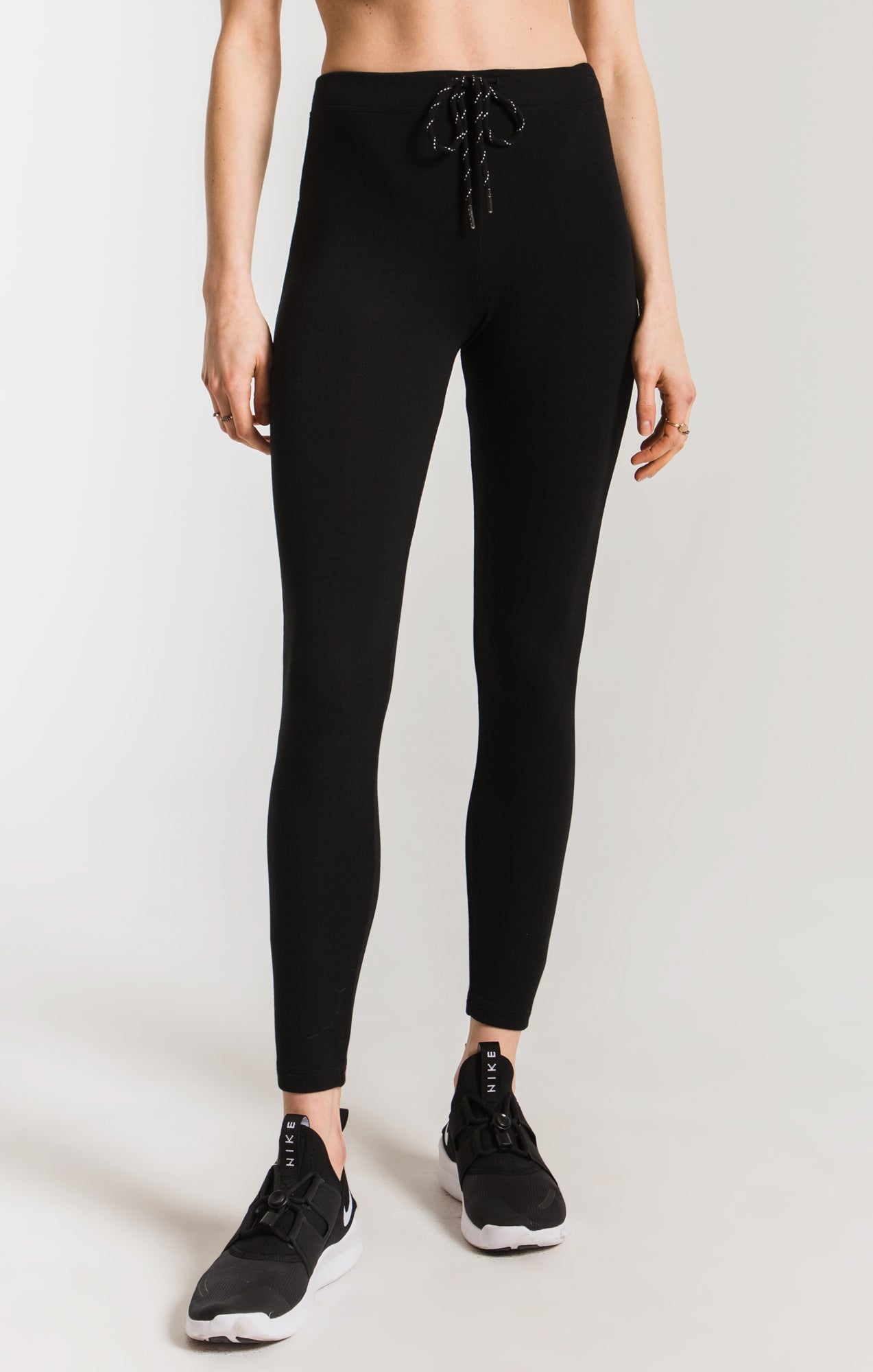 Pants Mod Stretch Legging Black