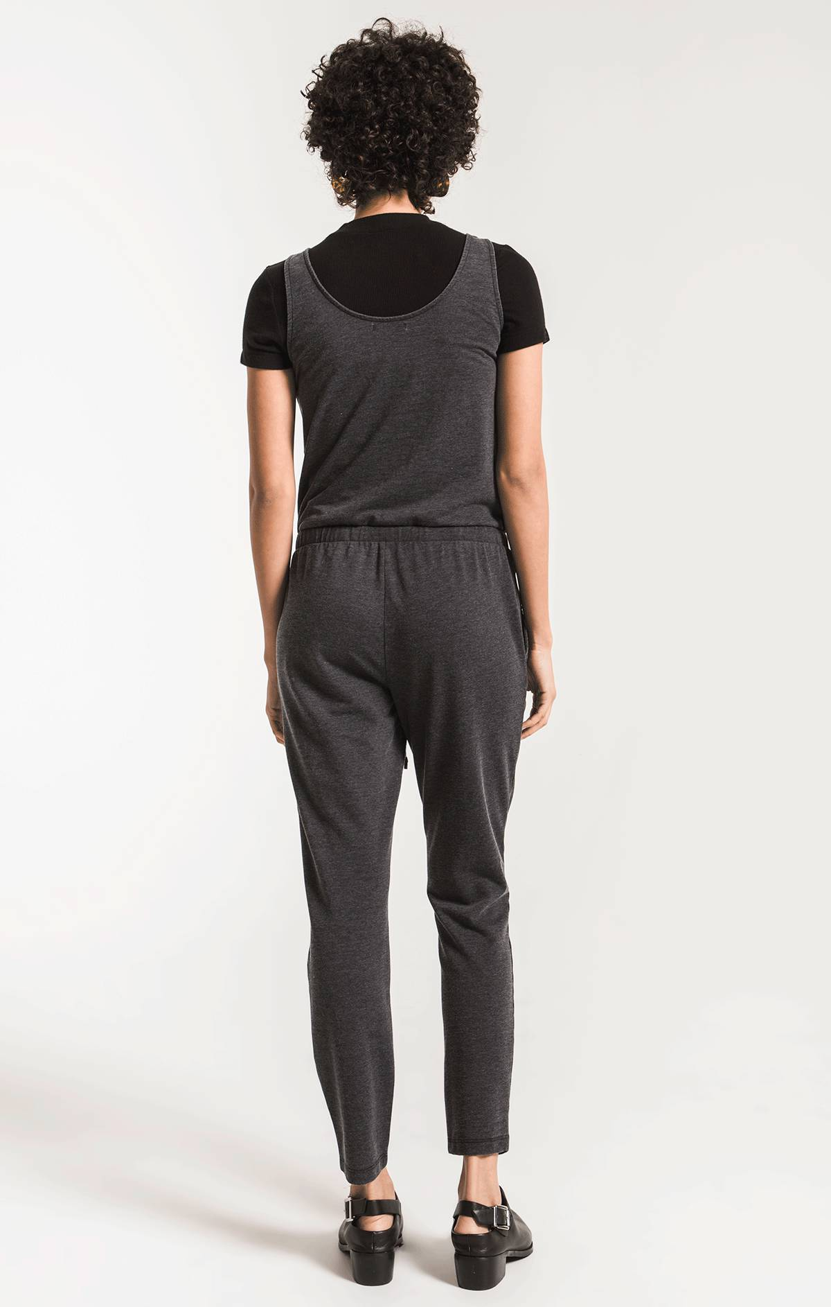 Pants The Utility Jumpsuit Black