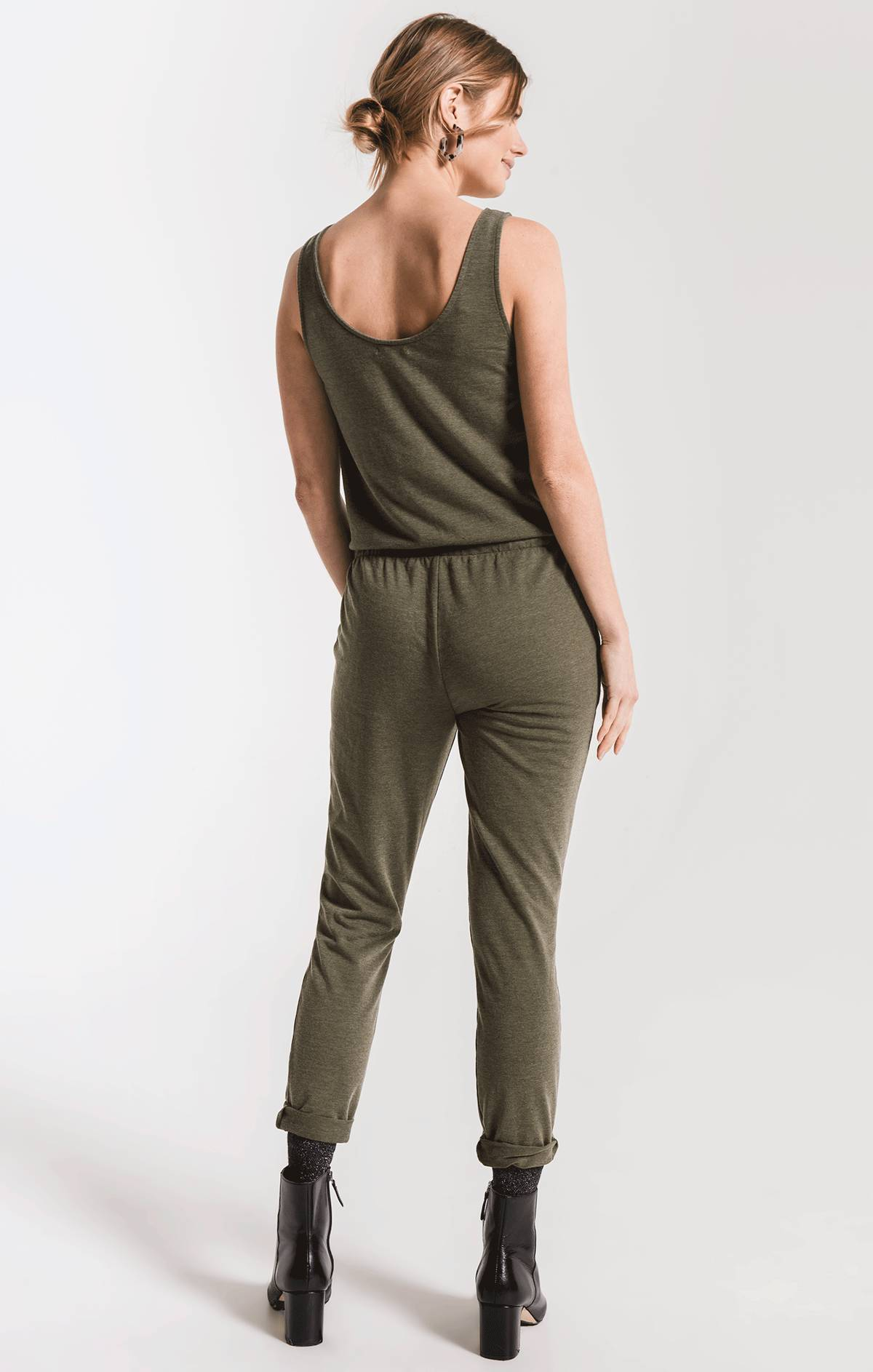 Pants The Utility Jumpsuit Rosin