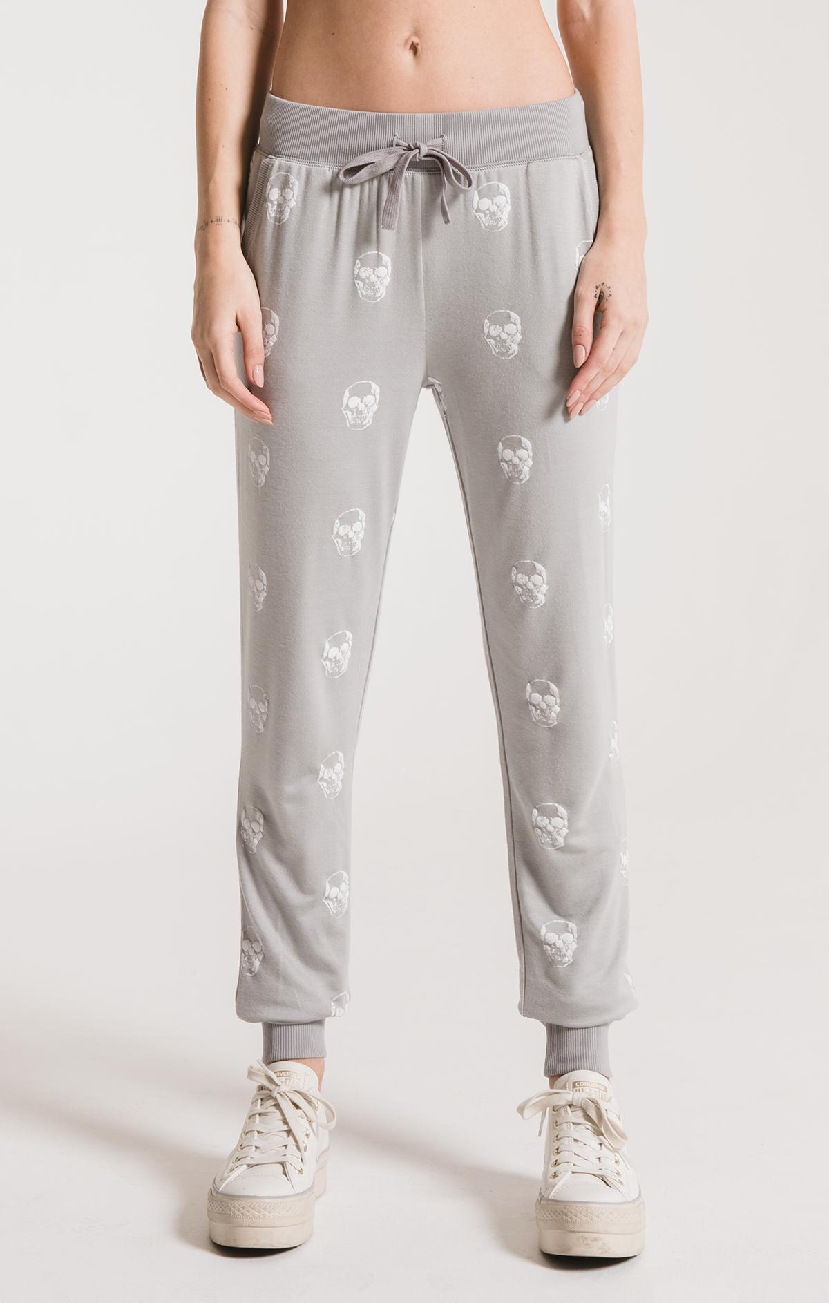 Lounge The Skull Jogger Pant Cool Grey