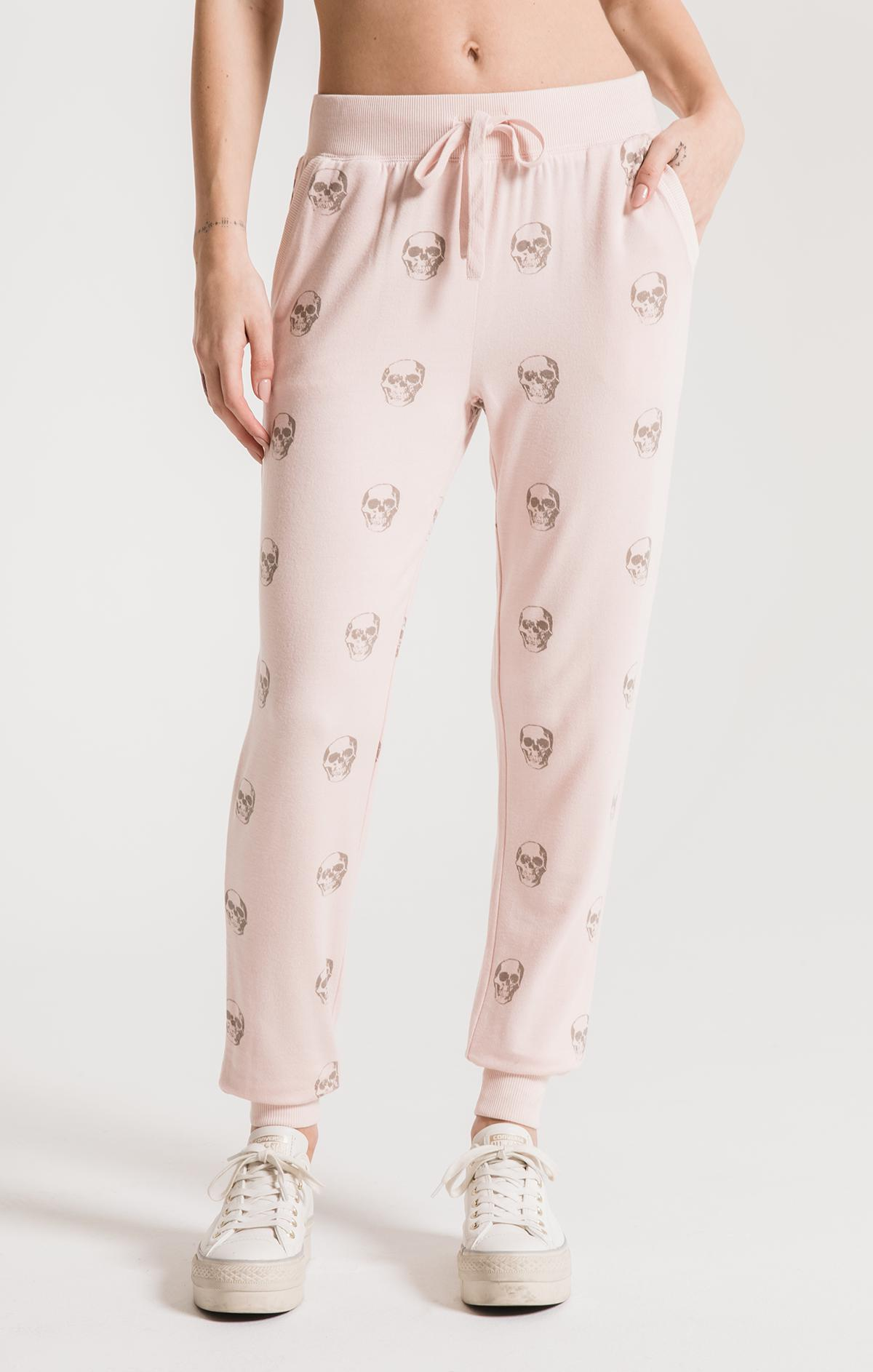 Lounge The Skull Jogger Pant Peachskin