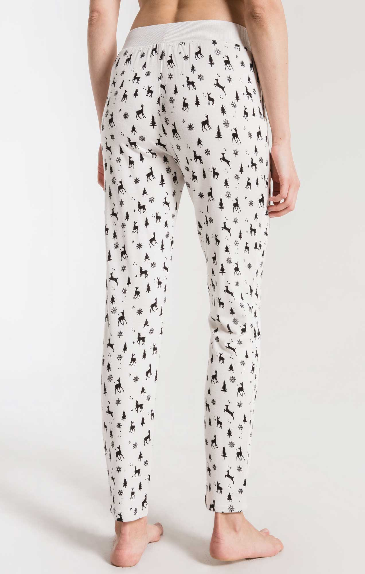 Lounge Woodland Pant Champagne Mist