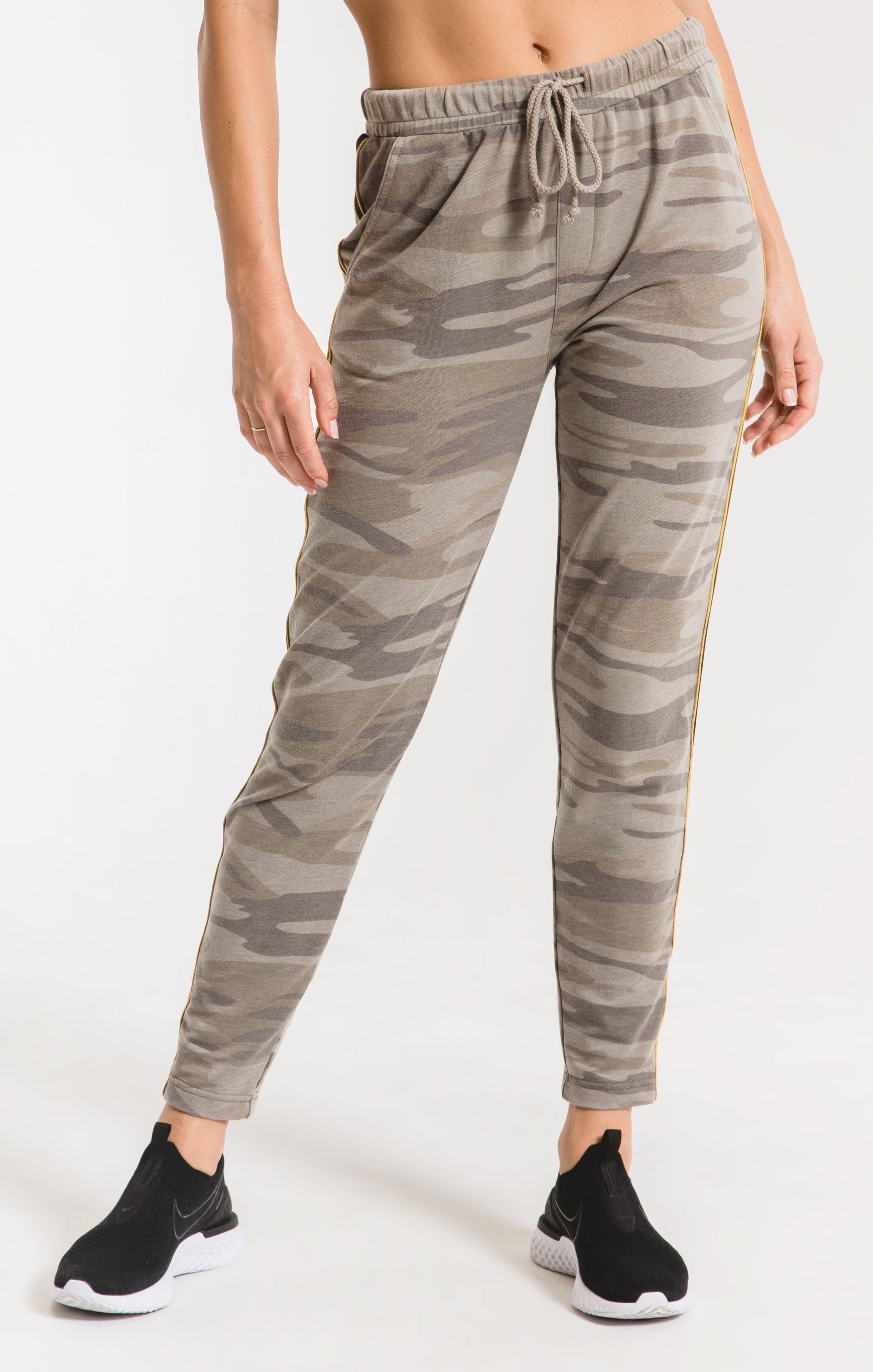 Pants Camo Sporty Jogger Pant Camo Light Sage