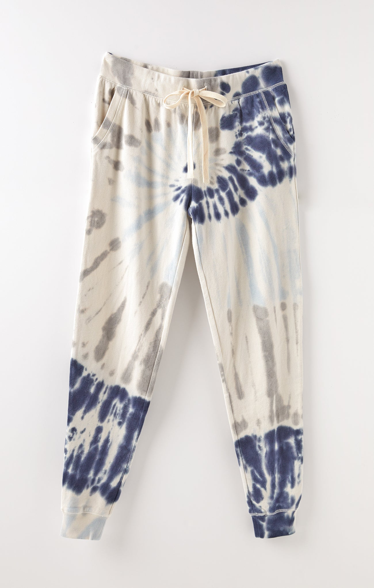 Pants Multicolor Tie-Dye Jogger Deep Indigo