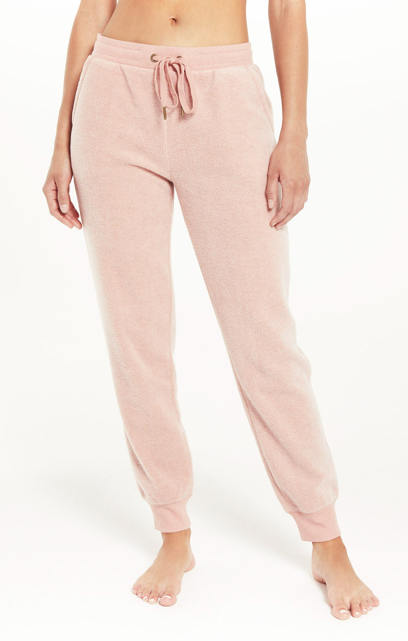 Pants Lazy Days Fleece Jogger Wild Flower