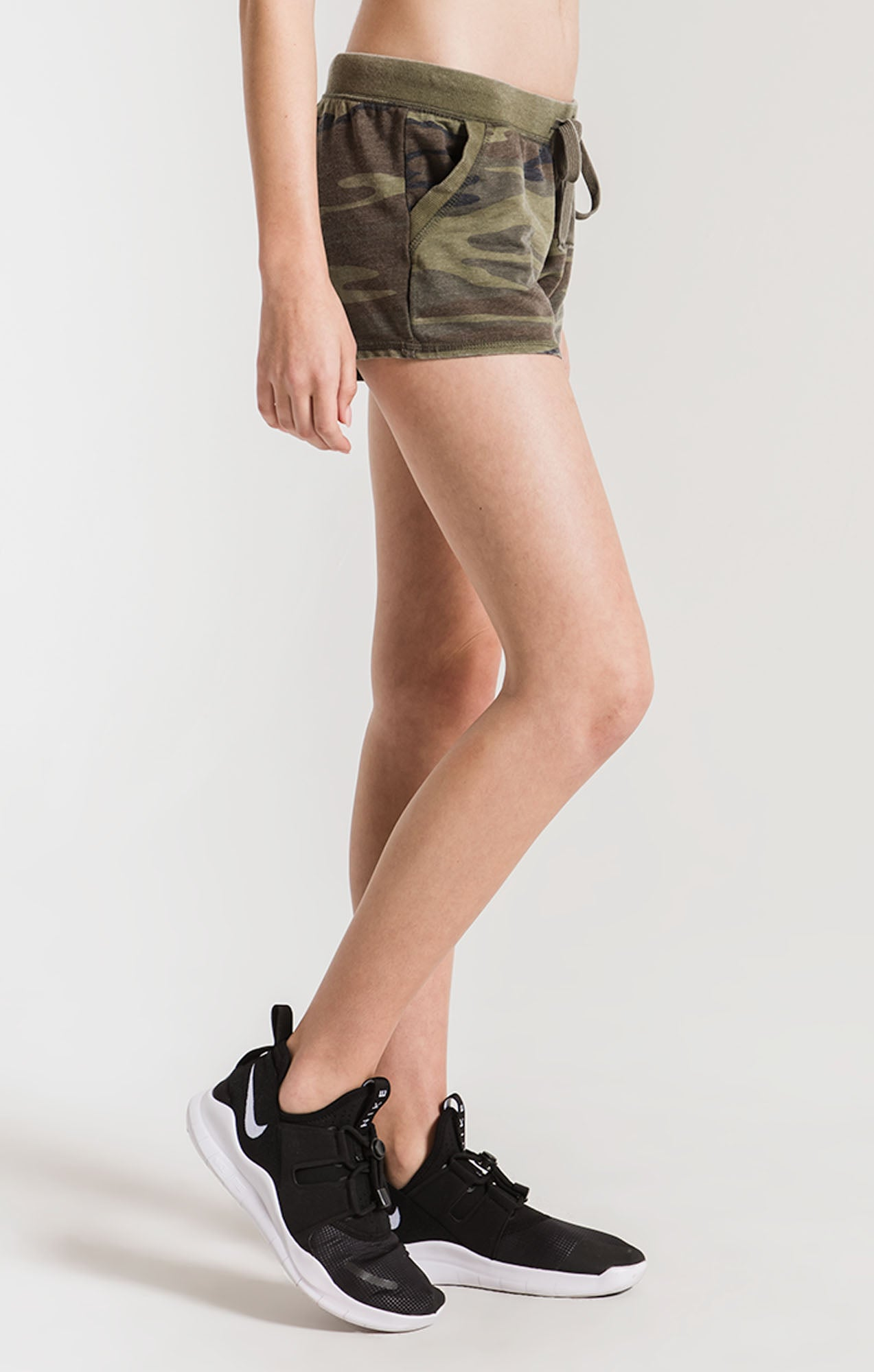 Shorts The Camo Short Camo Green