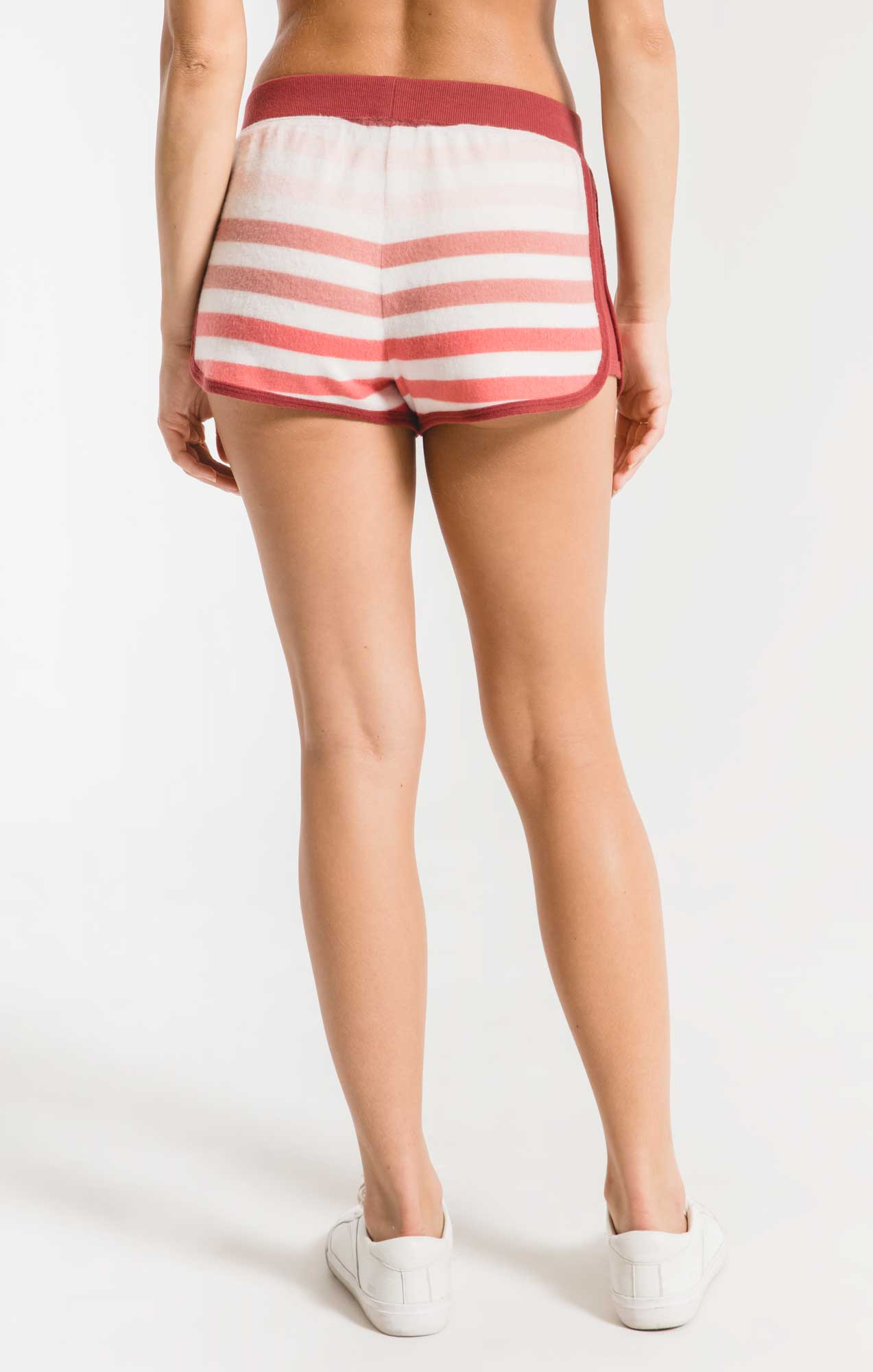 Shorts The Rainbow Stripe Short Desert Sand