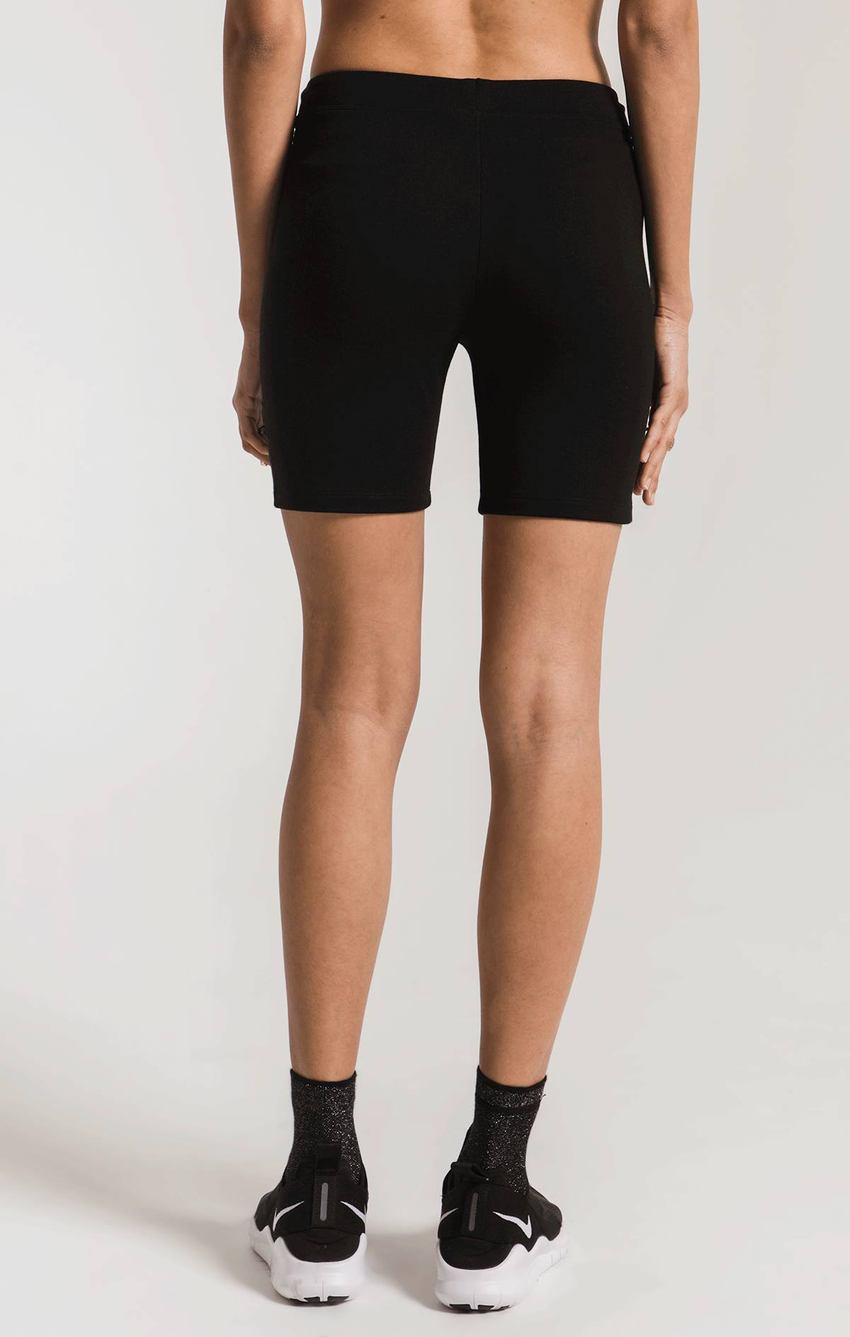 Shorts The Mod Biker Short Black