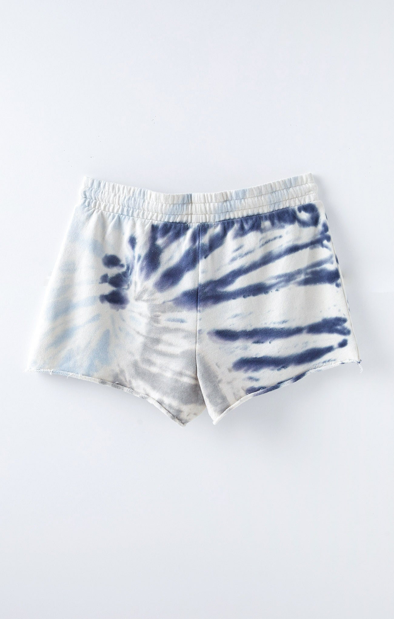 Shorts Multicolor Tie-Dye Short Deep Indigo