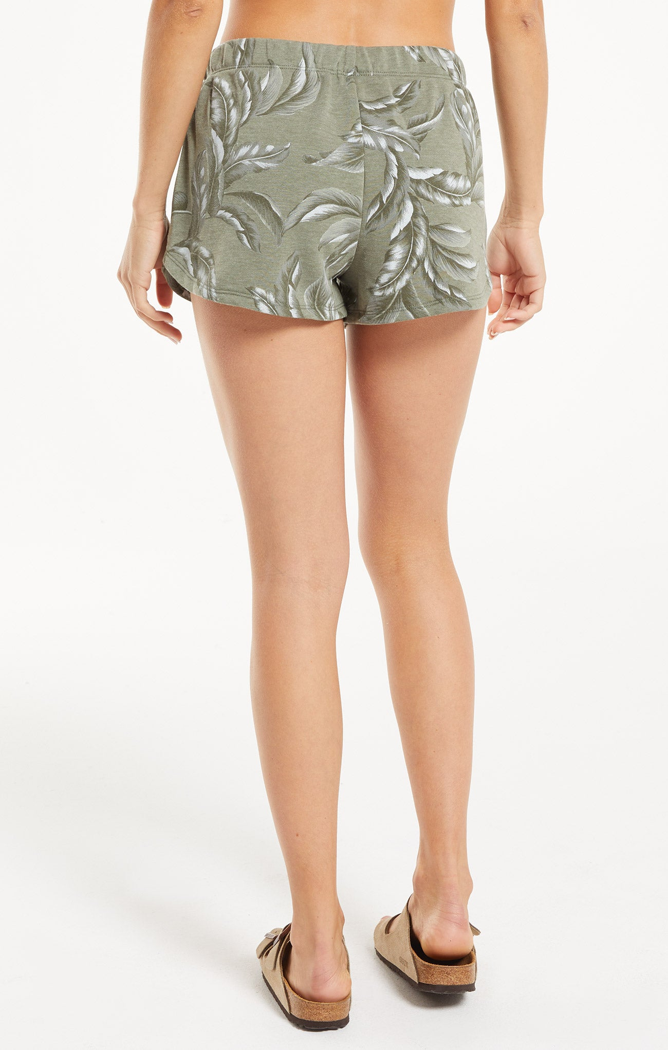 Shorts Kyla Palm Short Agave Green