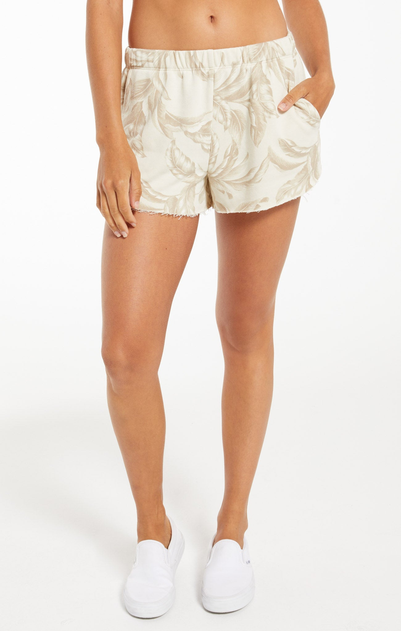 Shorts Kyla Palm Short Bone