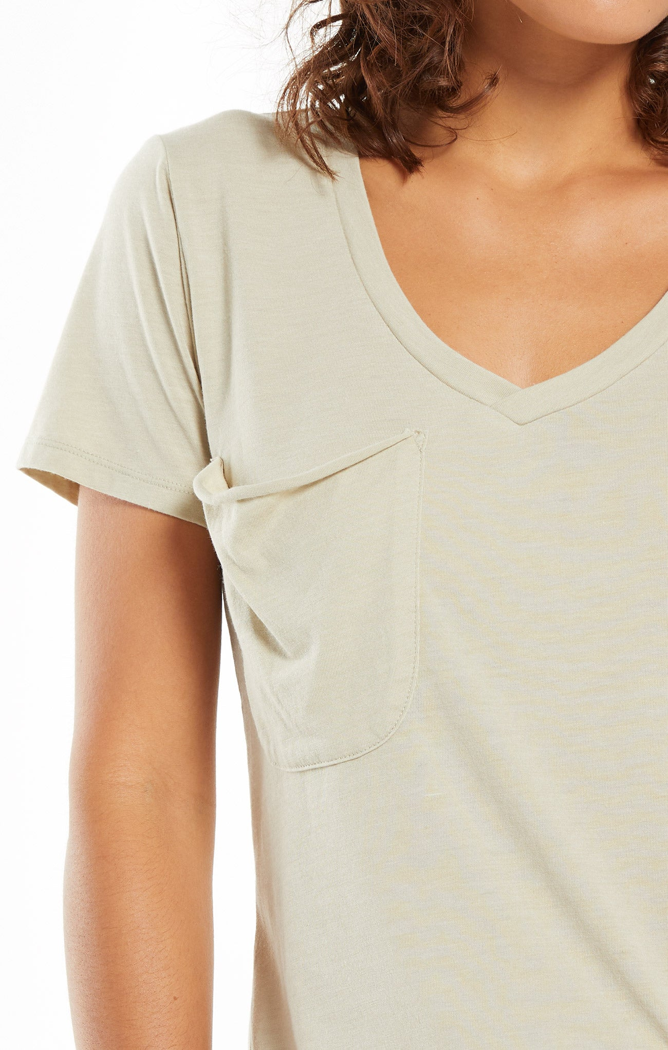Tops Pocket Tee Pocket Tee
