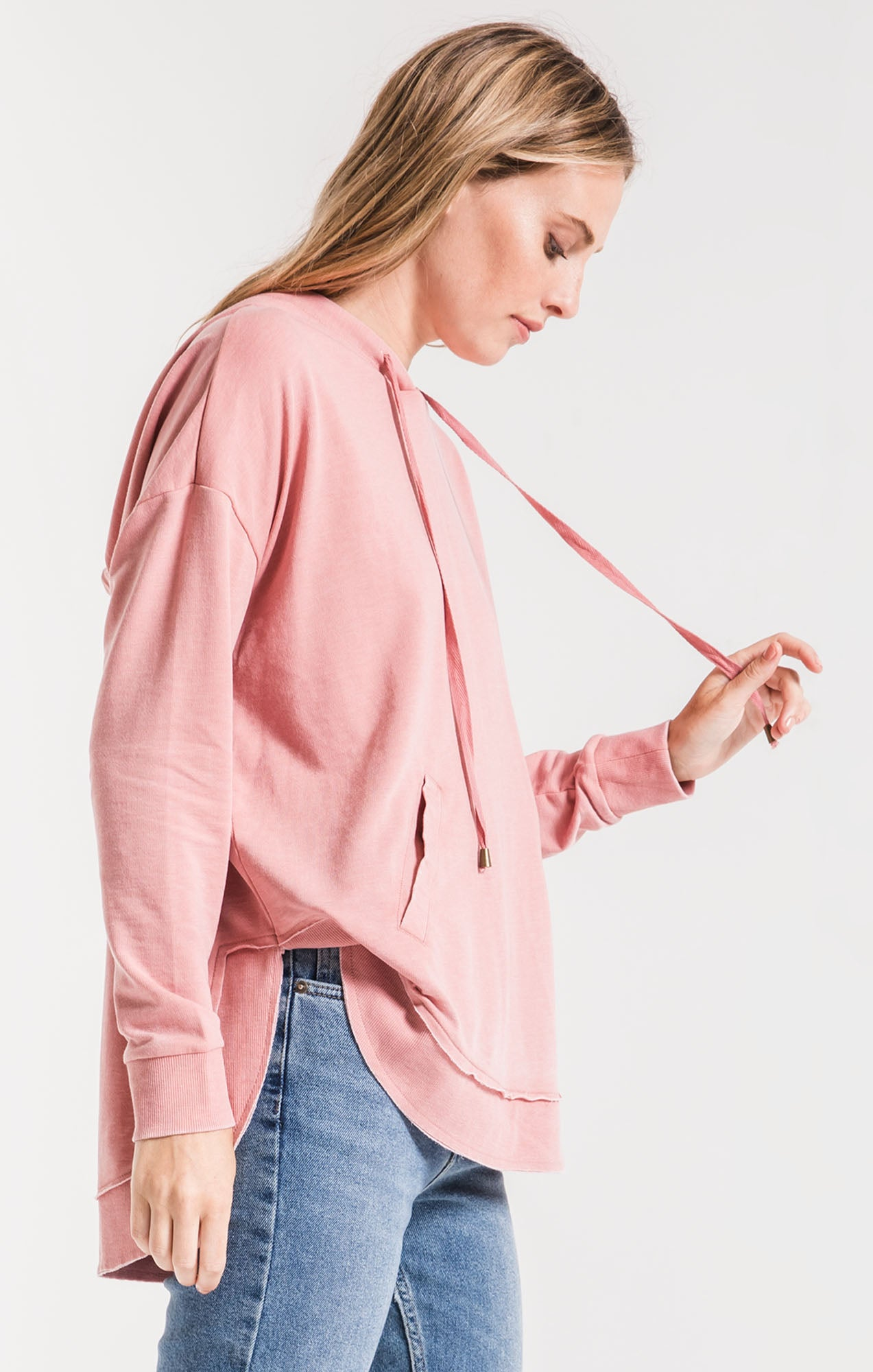 Tops Dakota Pullover Old Rose