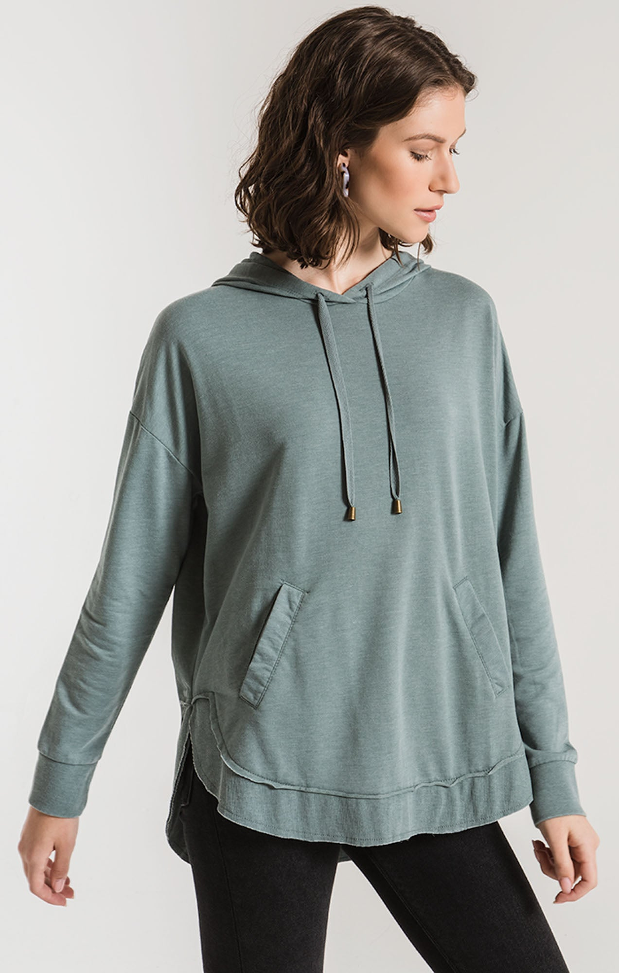 Tops Dakota Pullover Sea Green