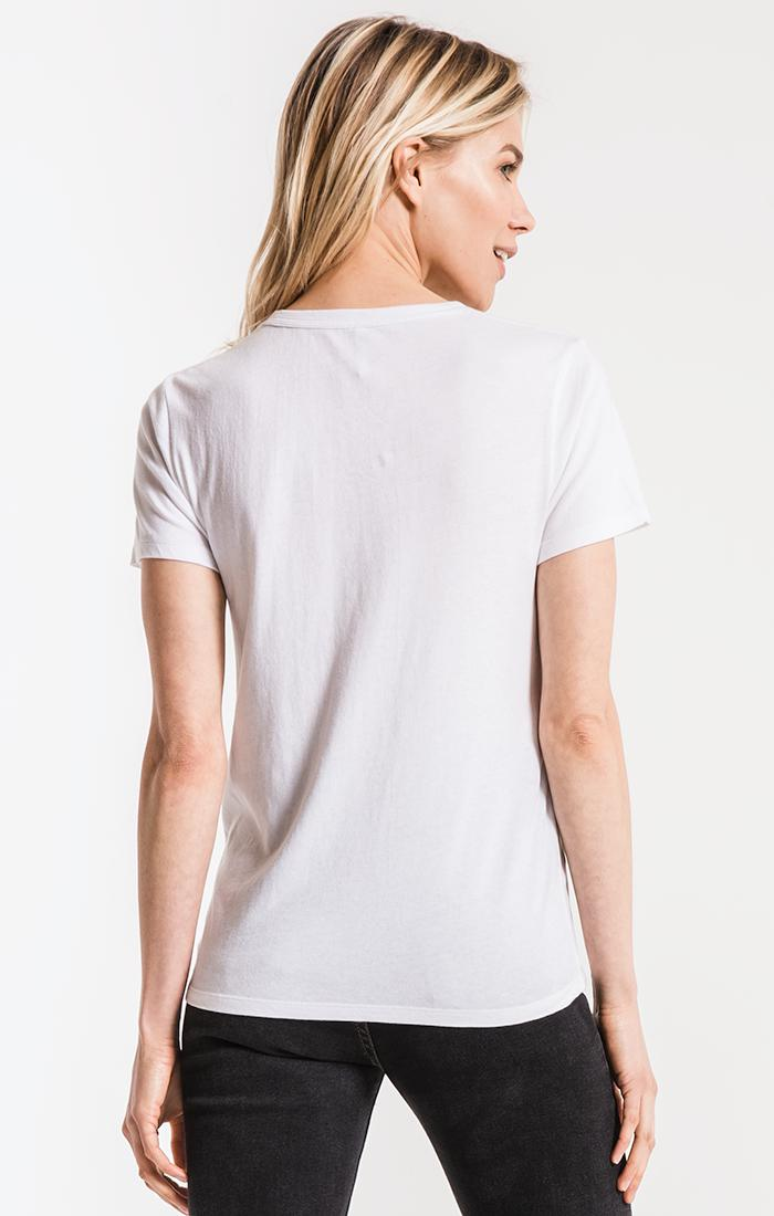 Tops Perfect Crew Tee White