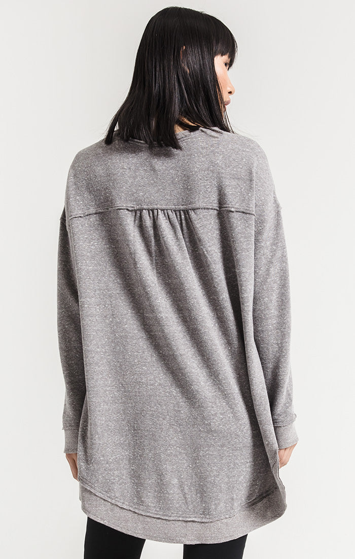 Tops Triblend Weekender Heather Grey