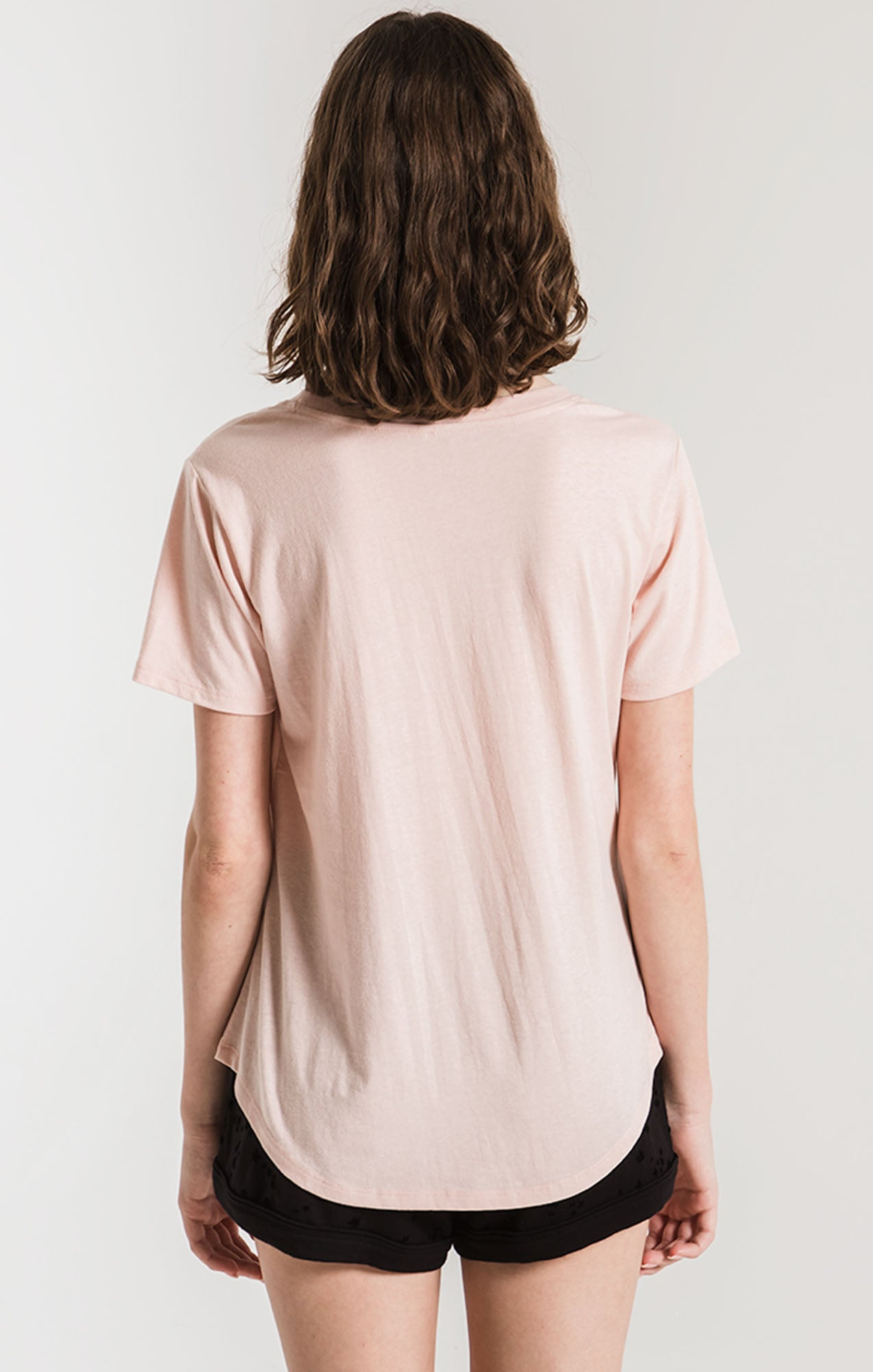 Lounge The Let's Sleep Under The Stars Tee Peachskin