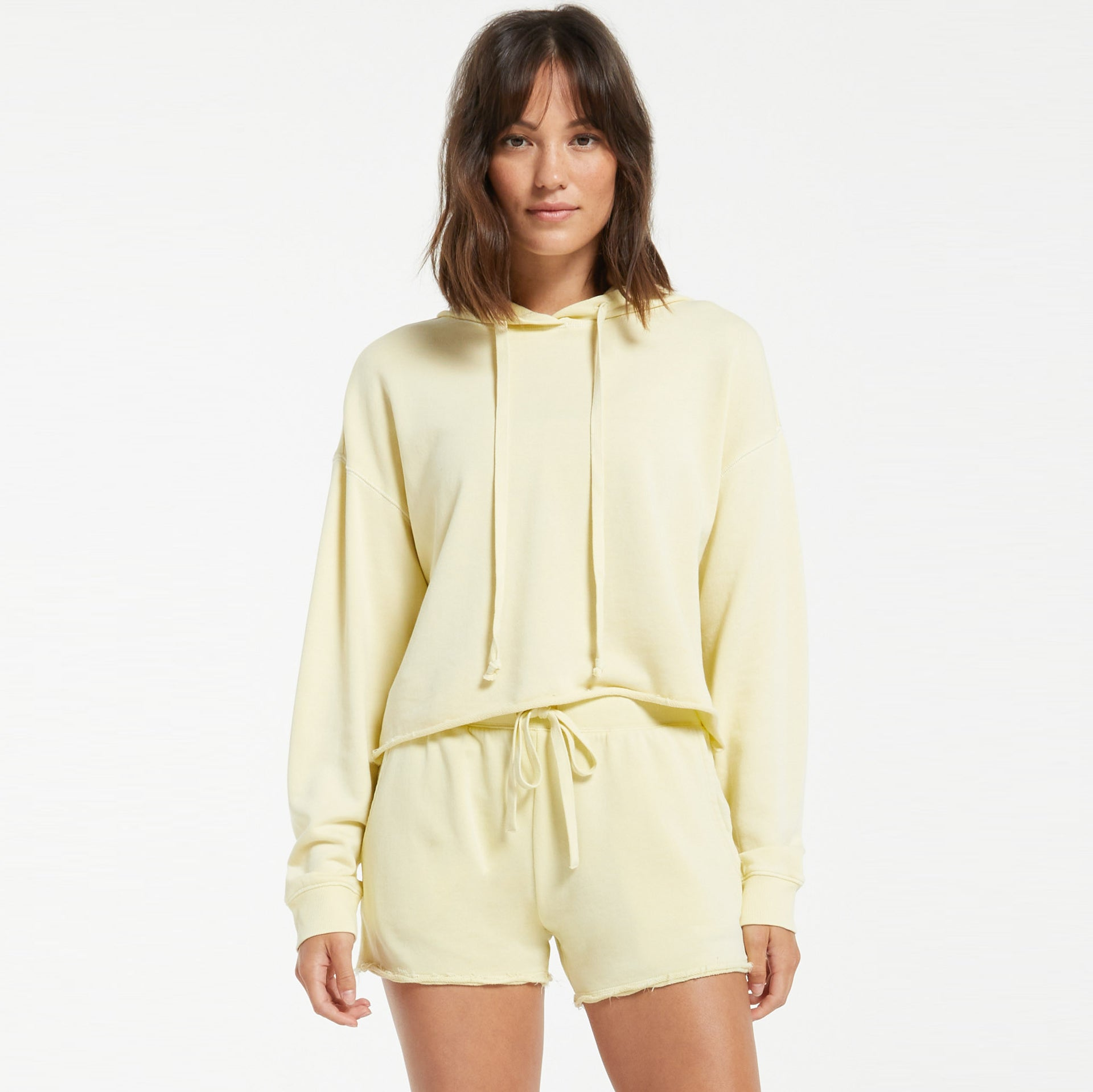 Tops Gia Washed Hoodie Gia Washed Hoodie
