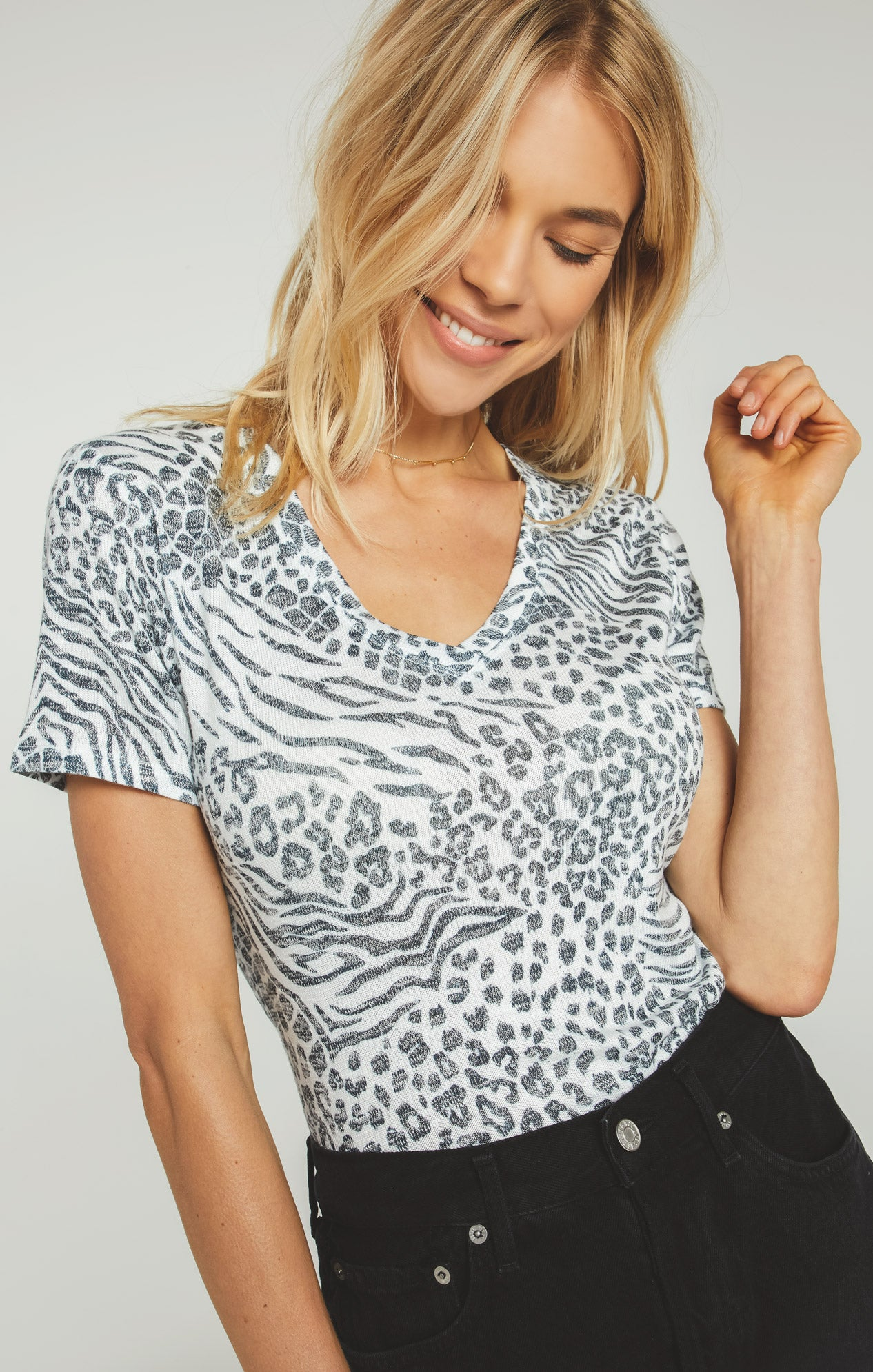 Tops Ridley Animal Tee Ridley Animal Tee
