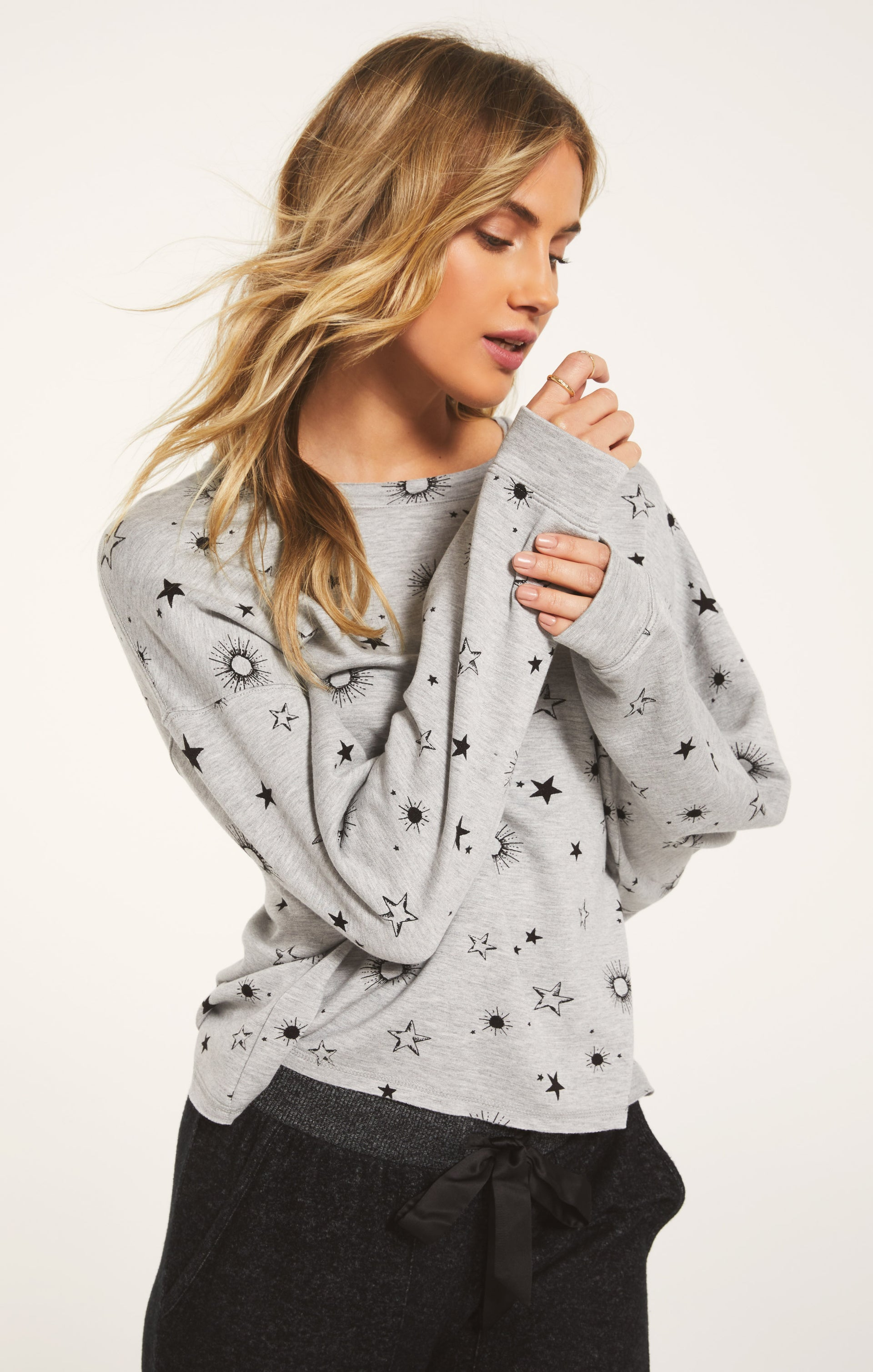 Tops Jessie Star Long Sleeve Jessie Star Long Sleeve