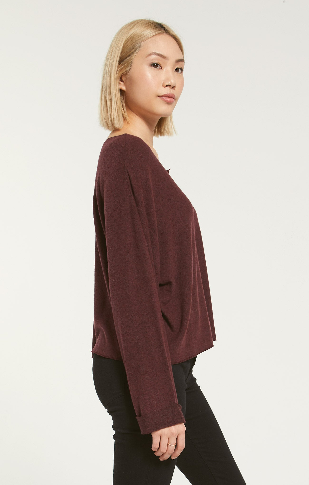 Tops Alpine Marled Pullover Alpine Marled Pullover