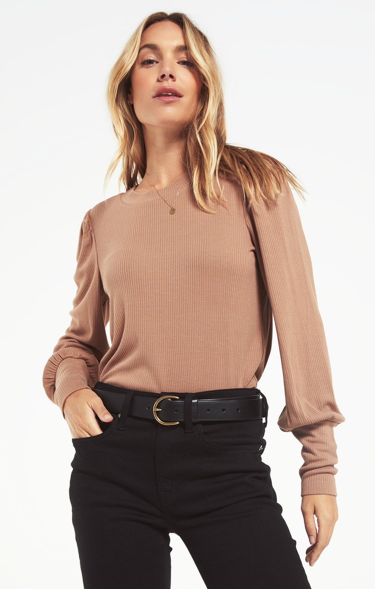 Tops Clemente Puff Sleeve Top Clemente Puff Sleeve Top
