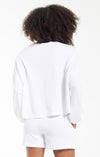 Tops Miki Terry Long Sleeve Top White