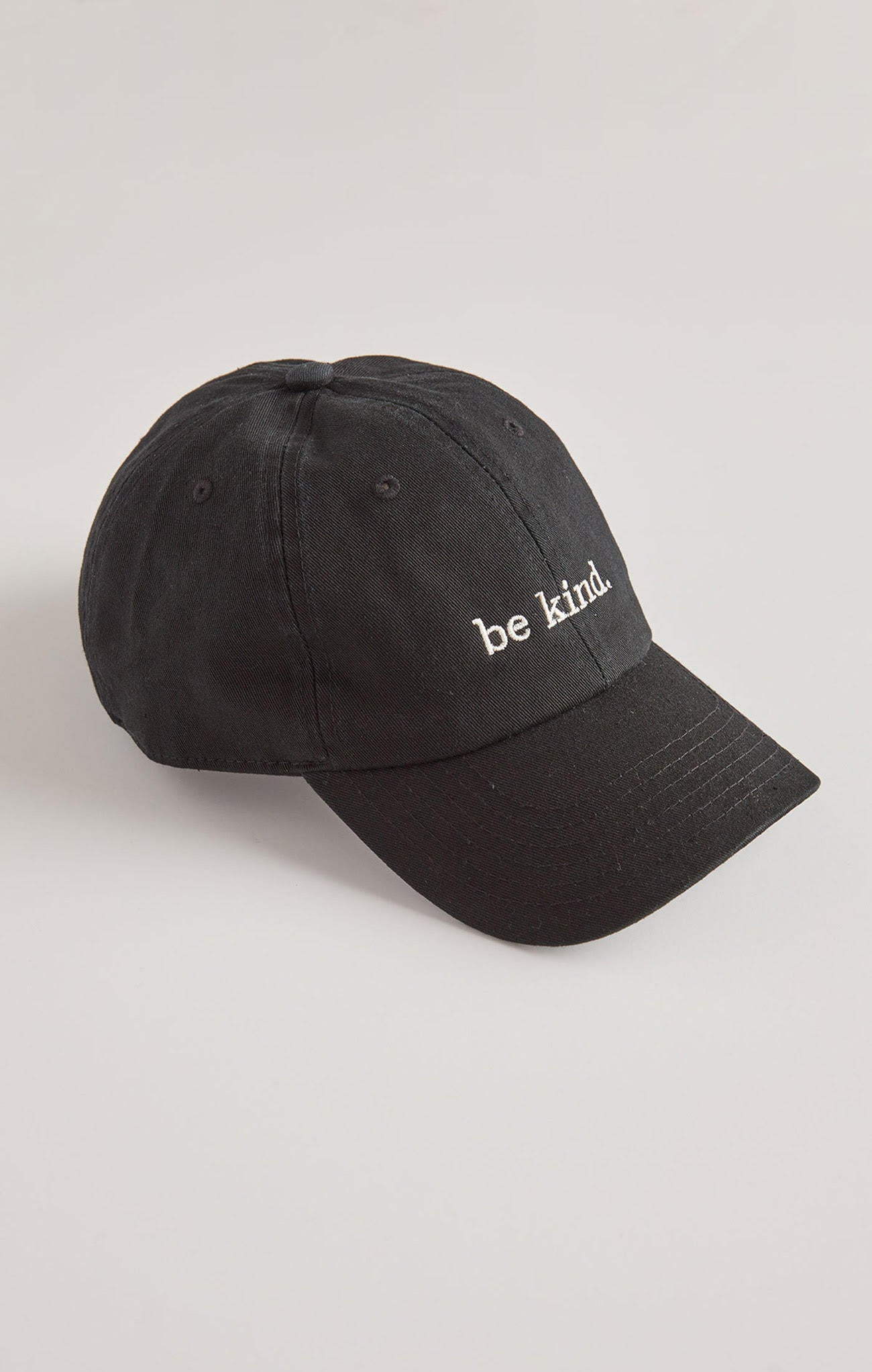 Accessories Be Kind Hat Black
