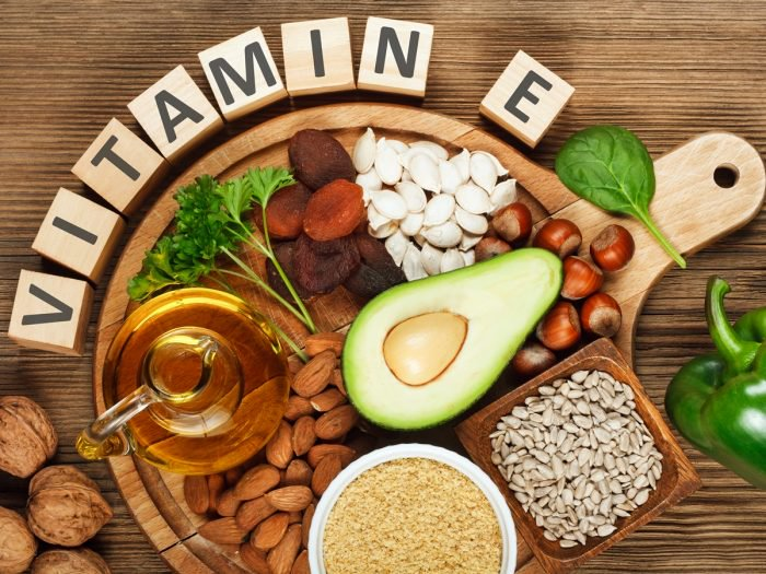 Vitamin E -Natural Health Benefits for Skin & Hair