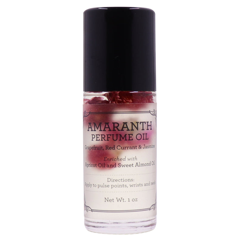 PERFUME OIL - AMARANTH-Body Skincare -Provence Beauty Skincare