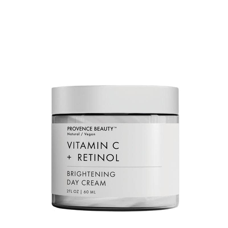 DAY CREAM | VITAMIN C + RETINOL- -Provence Beauty Skincare