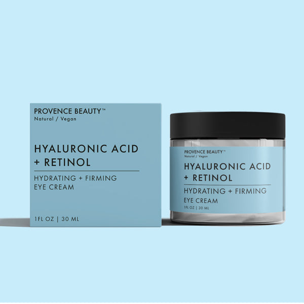 EYE CREAM | HYALURONIC + RETINOL